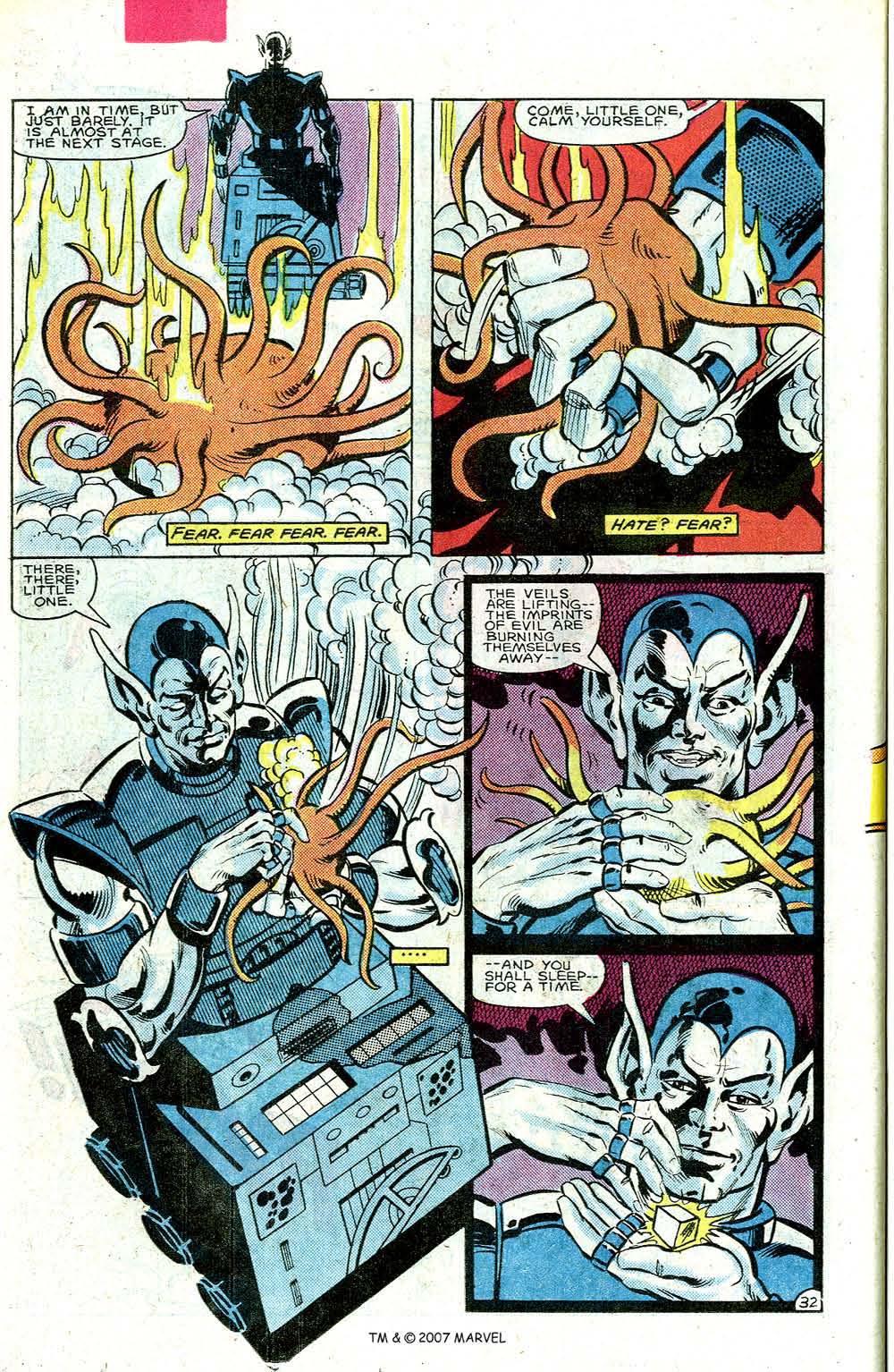 Read online Captain America (1968) comic -  Issue # _Annual 7 - 42