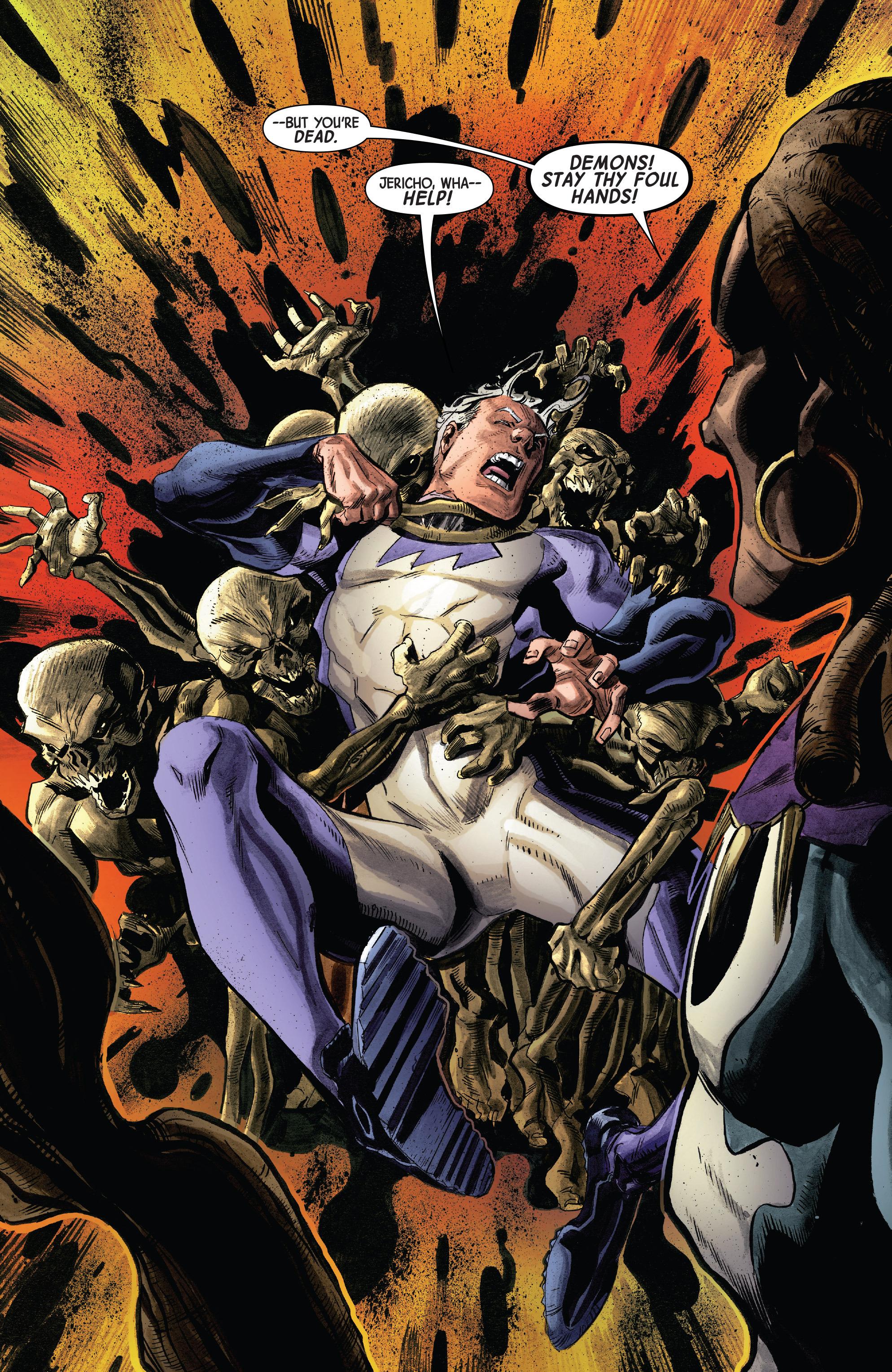 Read online Uncanny Avengers [II] comic -  Issue #3 - 4