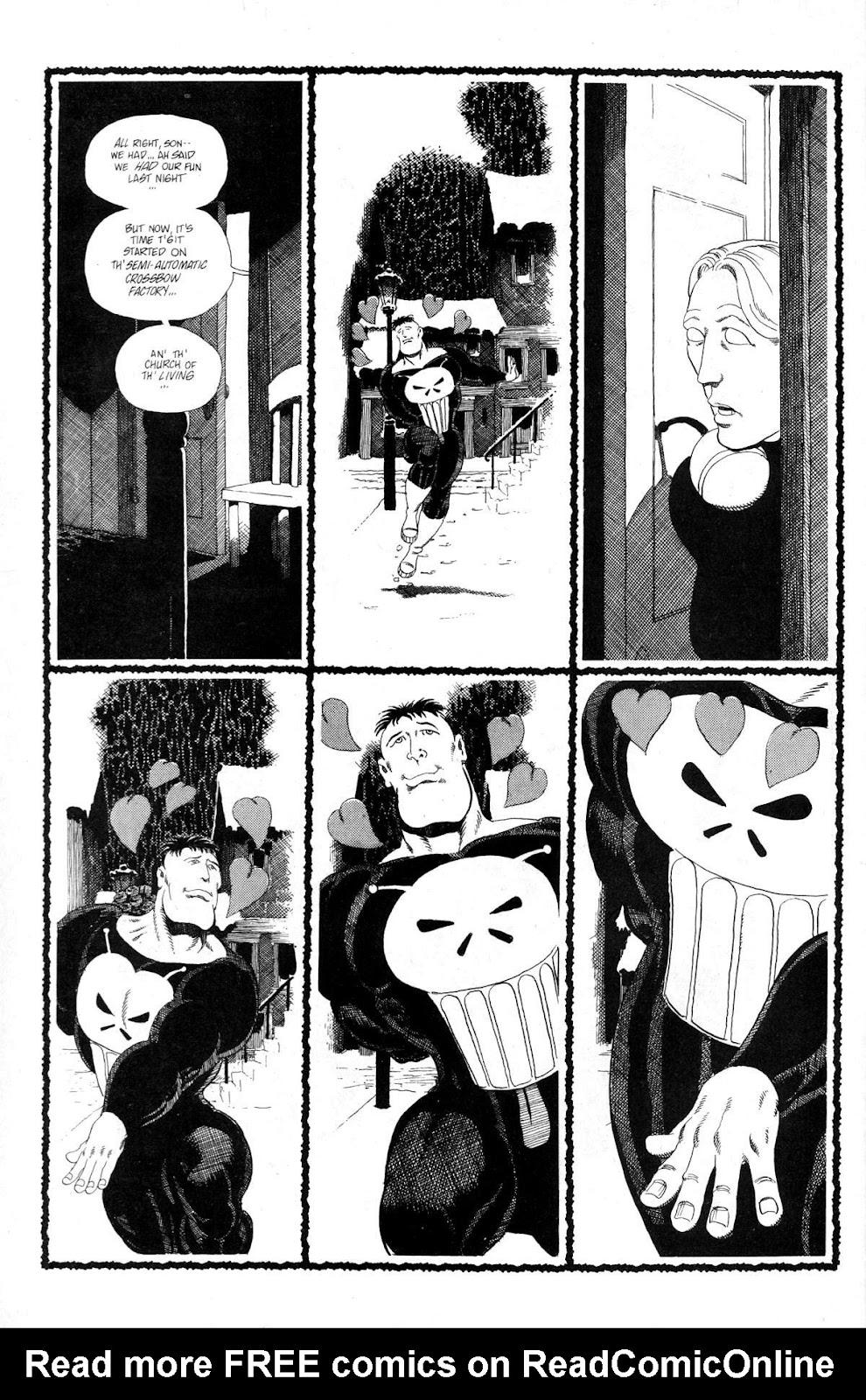 Cerebus Issue #163 #162 - English 6