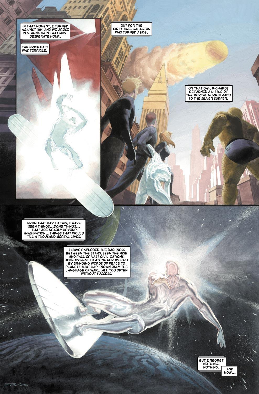 Read online Silver Surfer: Requiem comic -  Issue #1 - 18