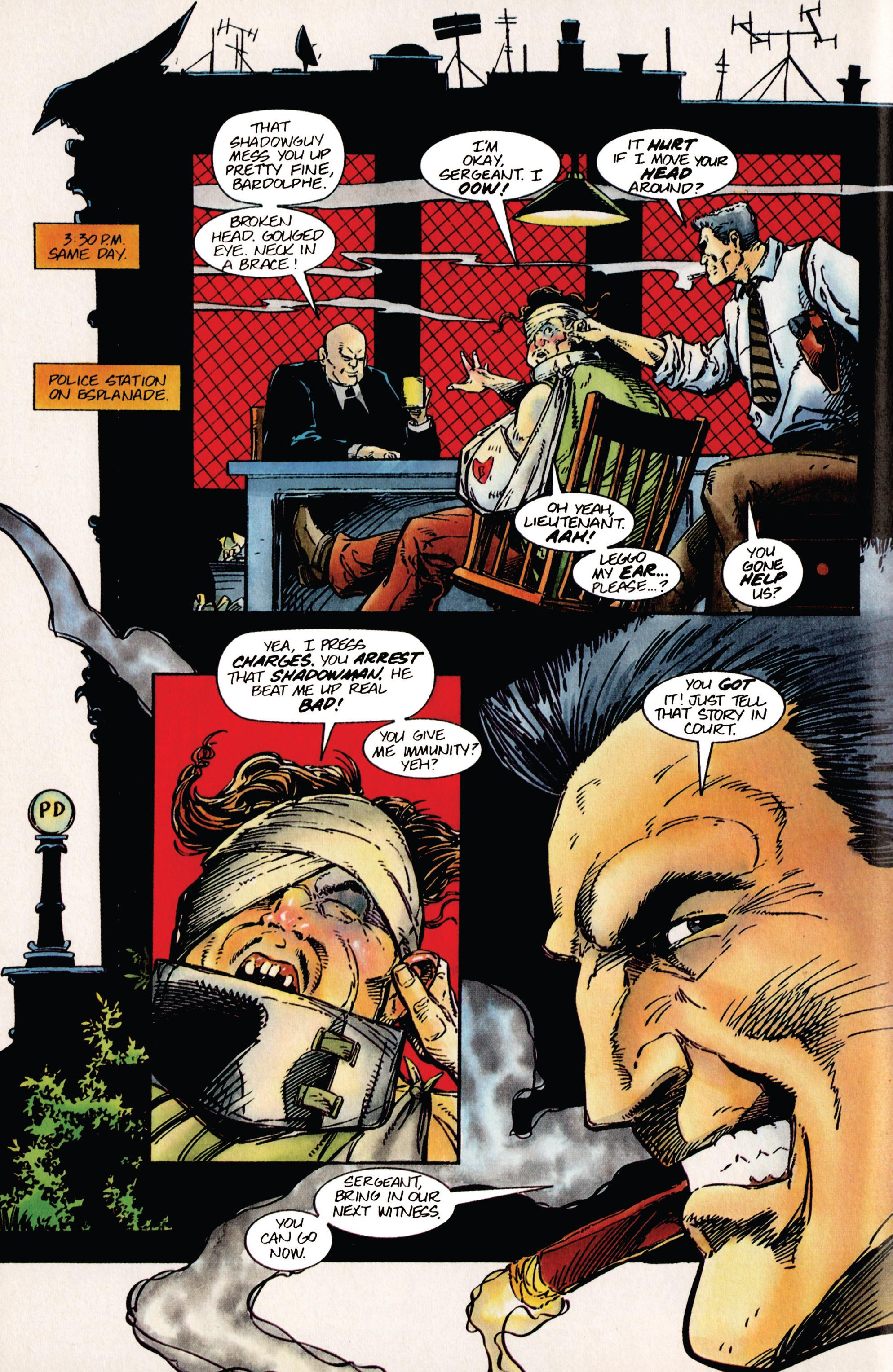 Read online Shadowman (1992) comic -  Issue #41 - 10