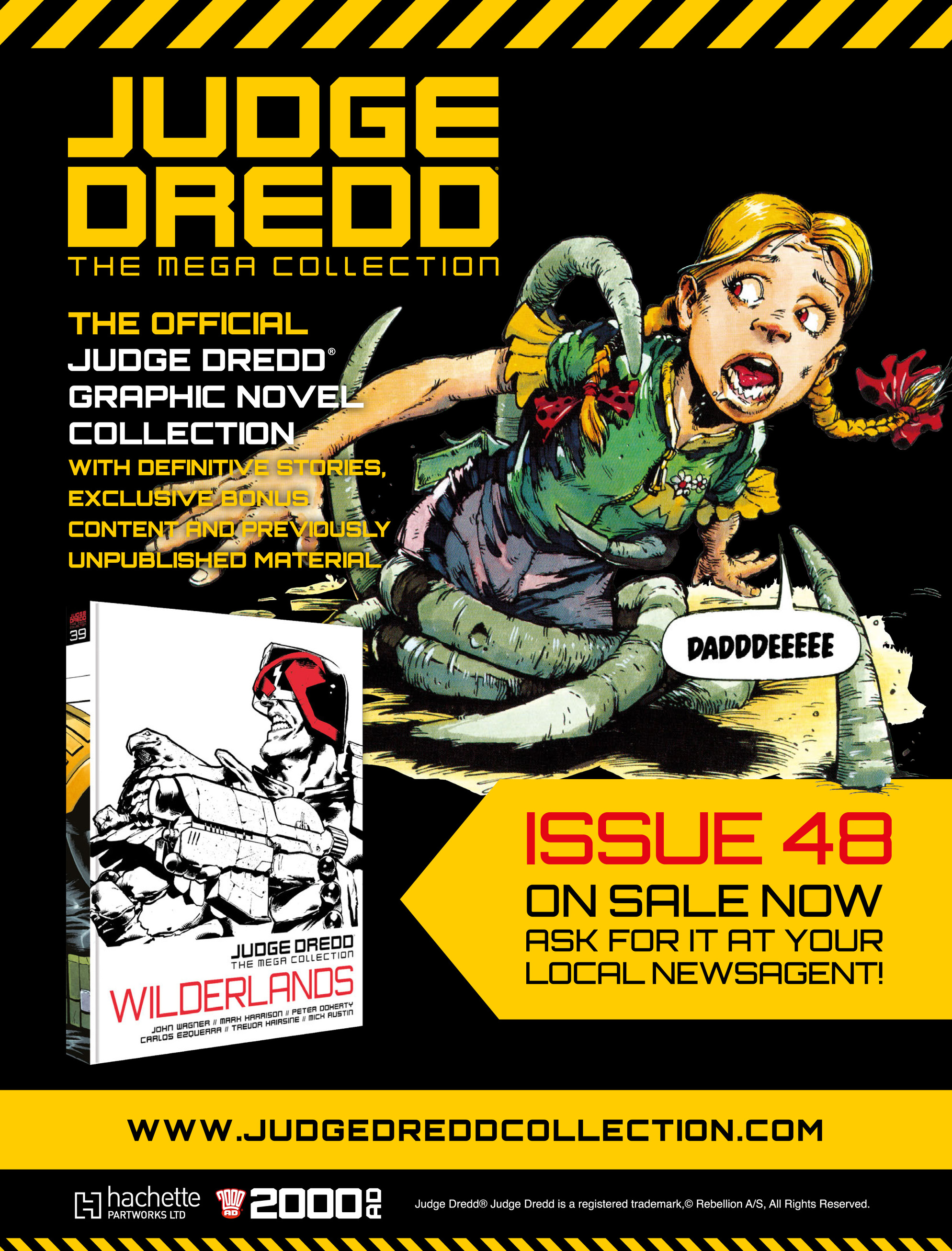 Read online 2000 AD comic -  Issue #2006 - 31