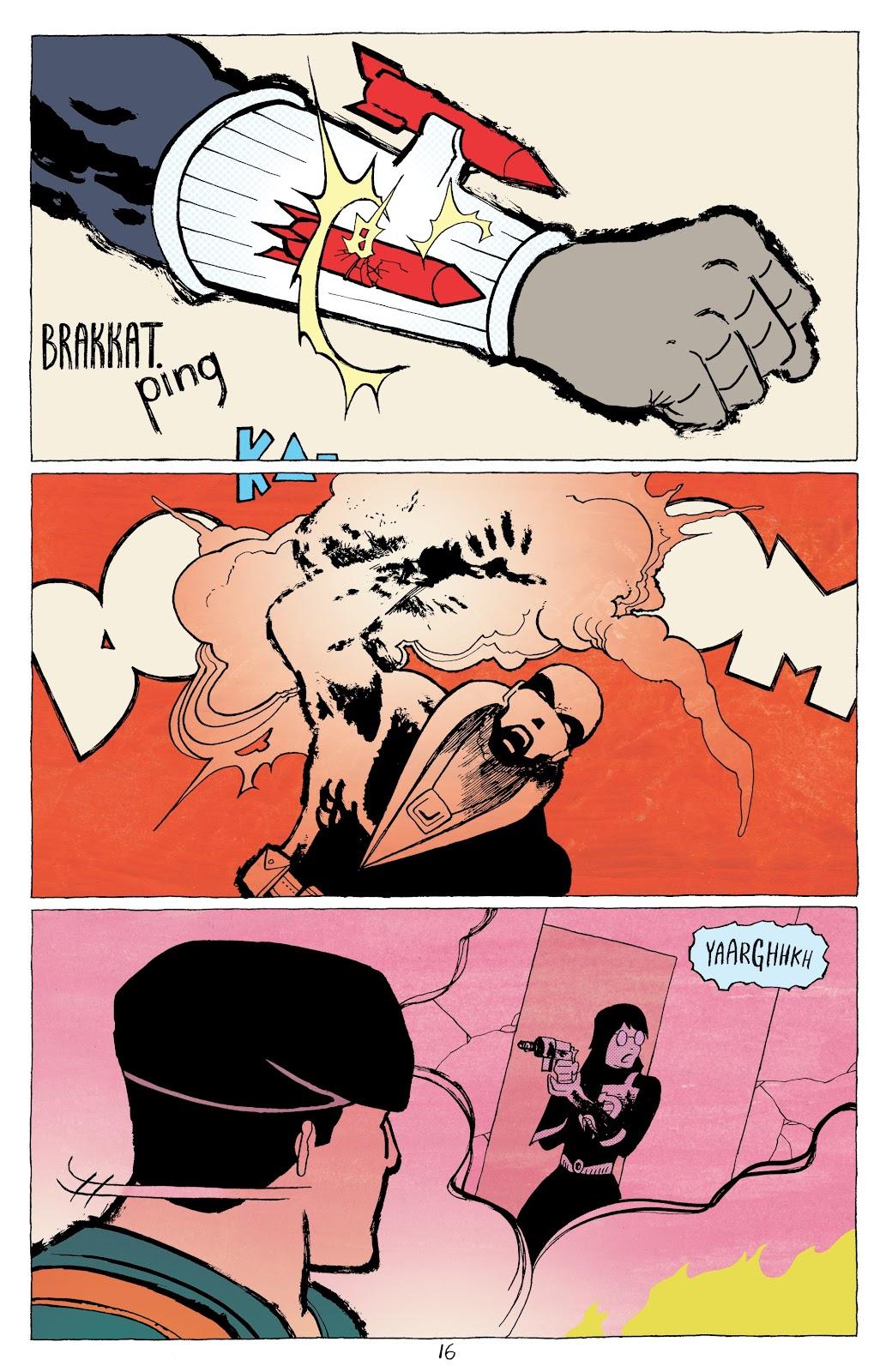 Read online G.I. Joe: Sierra Muerte comic -  Issue #2 - 18