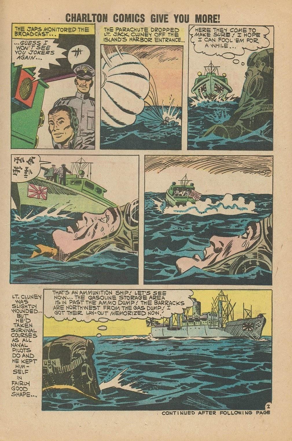 Read online Fightin' Navy comic -  Issue #95 - 21