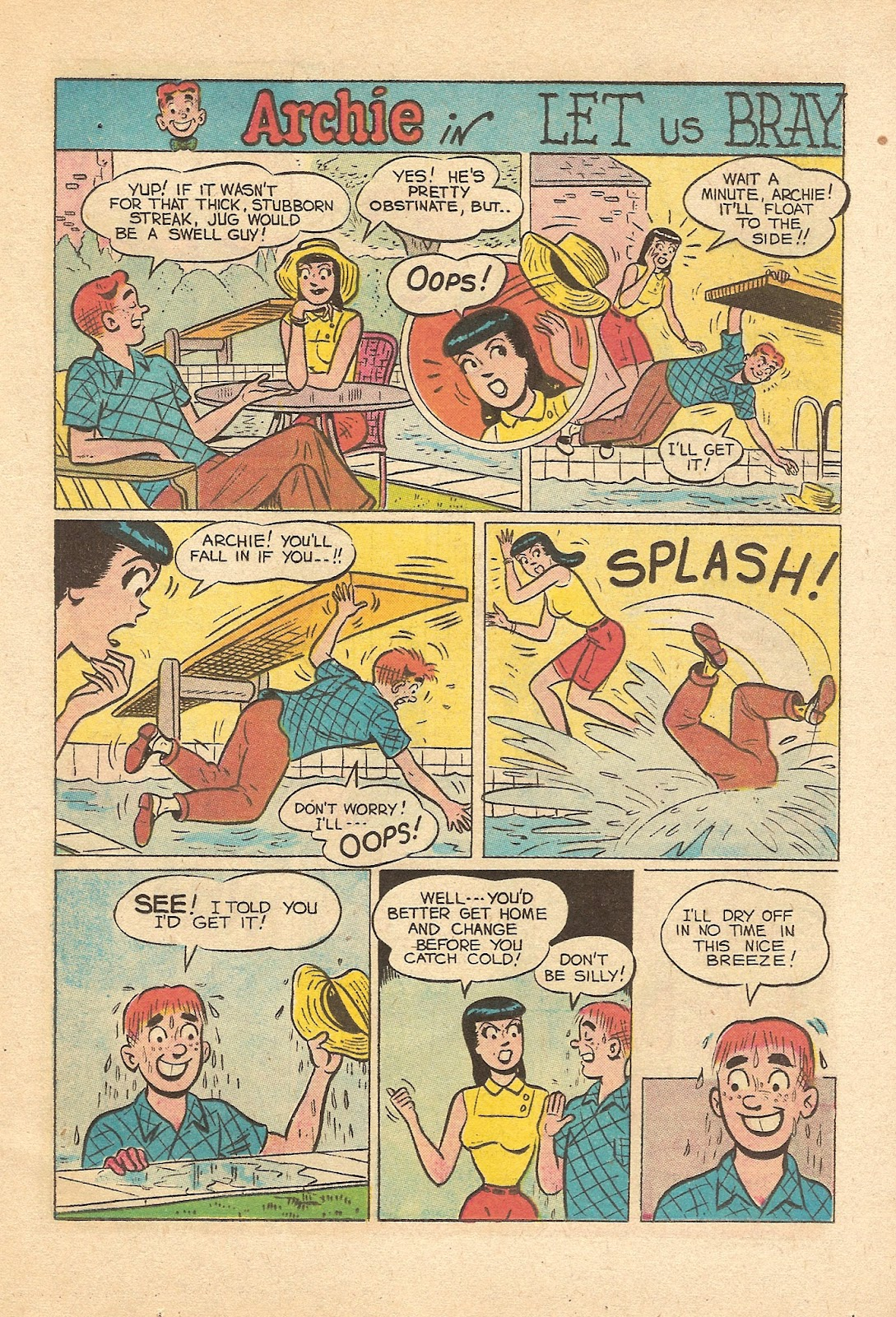 Archie Comics issue 088 - Page 13