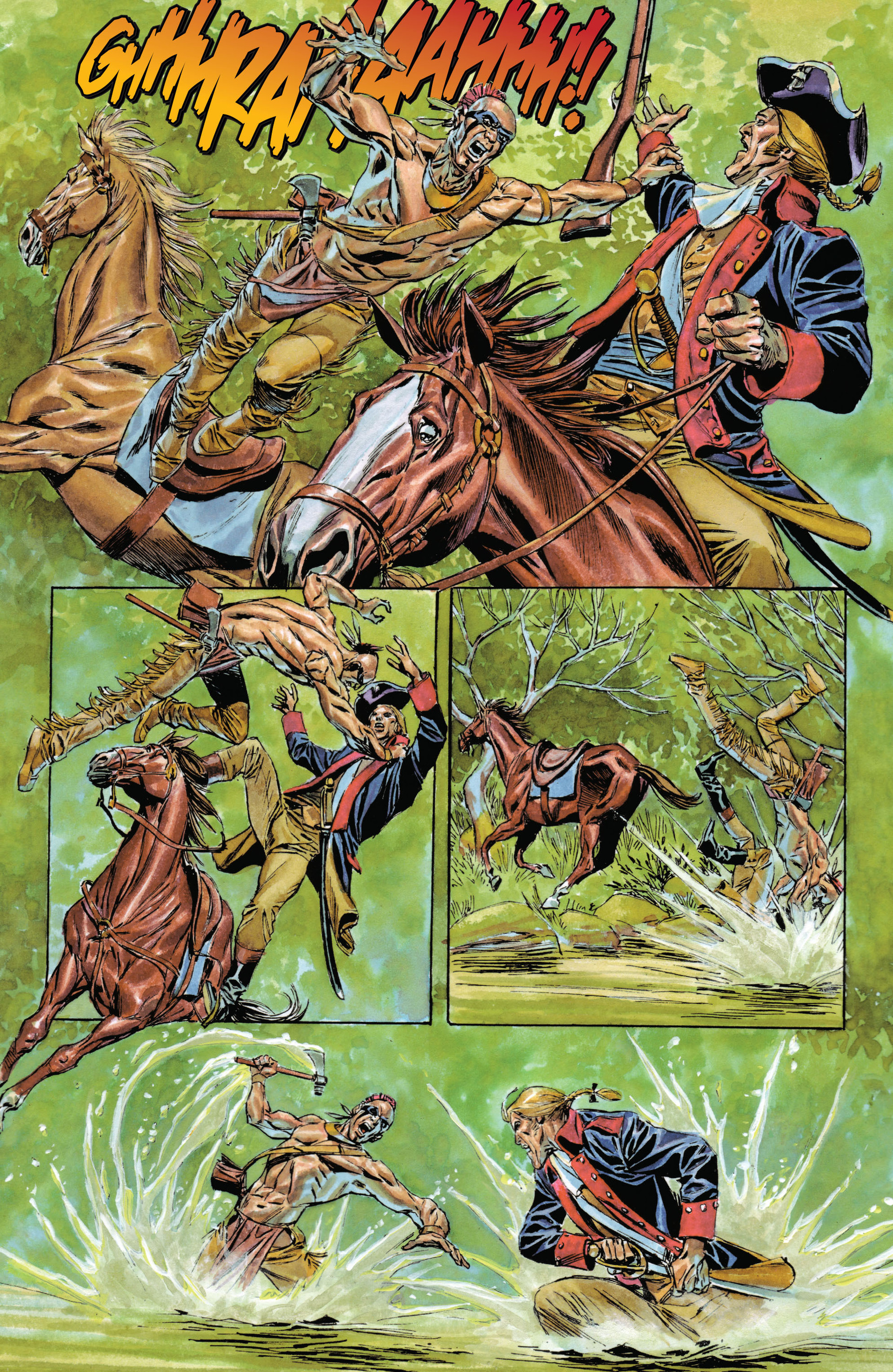 Read online All-Star Western (2011) comic -  Issue #15 - 27