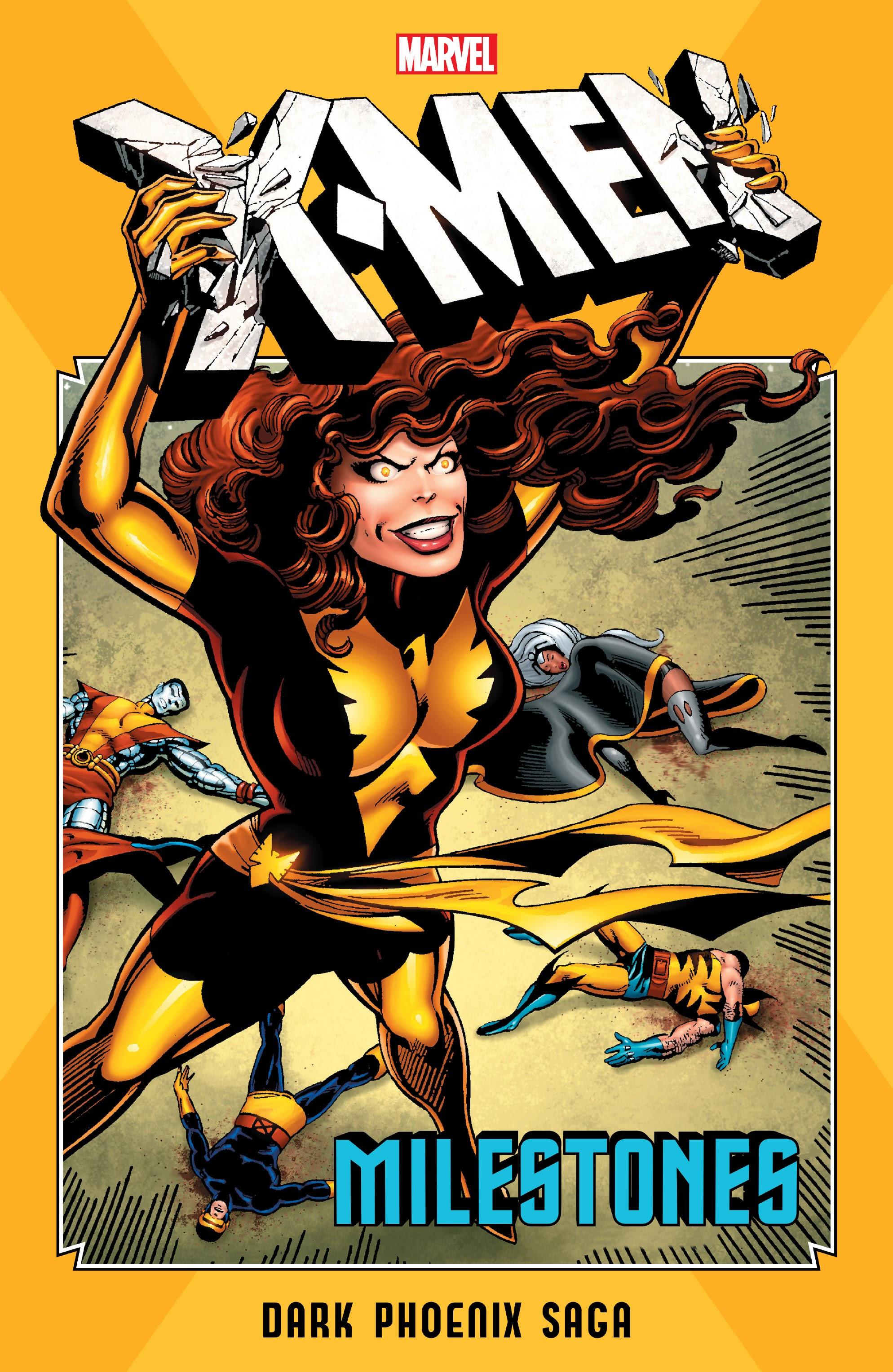 X-Men Milestones: Dark Phoenix Saga issue TPB_(Part_1) - Page 1