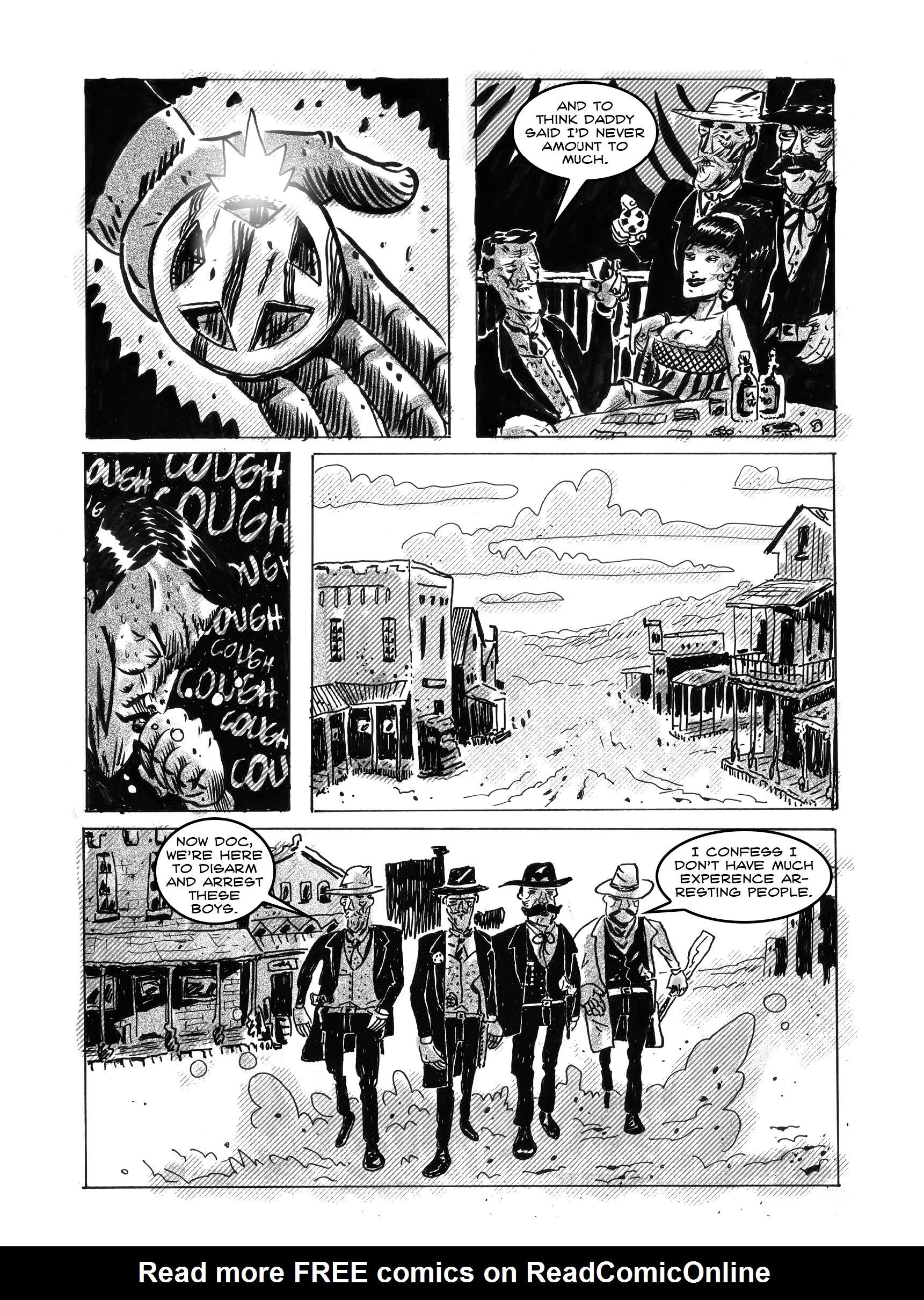 Read online FUBAR comic -  Issue #3 - 164