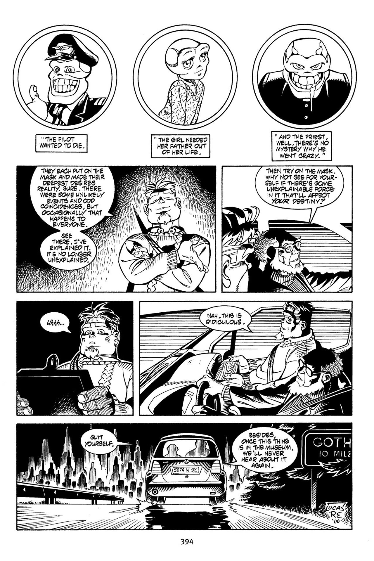 Read online Adventures Of The Mask Omnibus comic -  Issue #Adventures Of The Mask Omnibus Full - 393