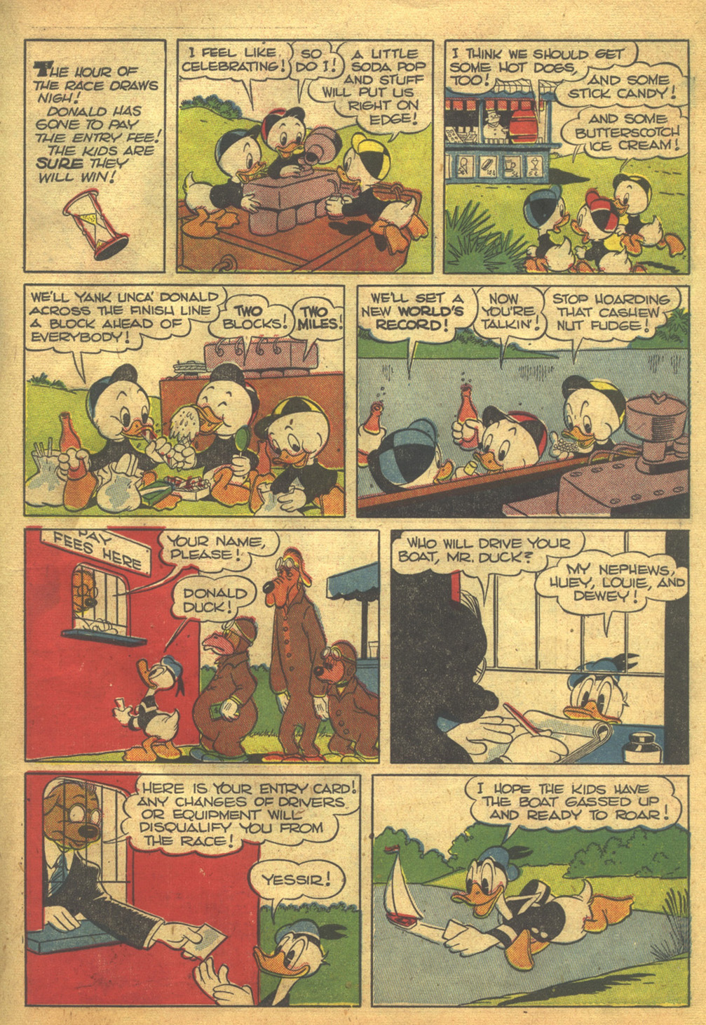 Walt Disney's Comics and Stories issue 62 - Page 9