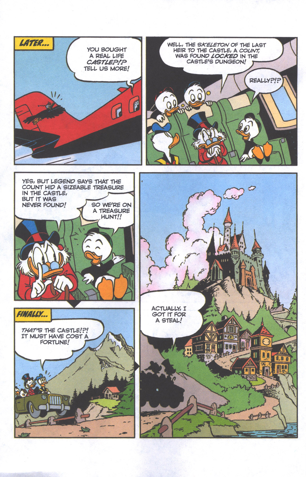 Read online Uncle Scrooge (1953) comic -  Issue #384 - 5