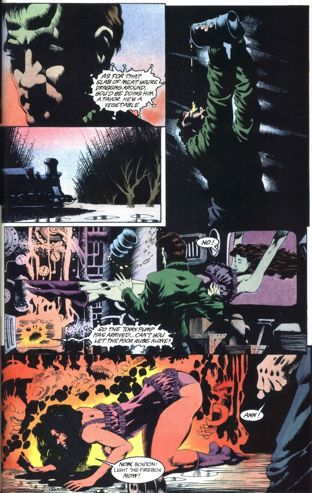 Read online Deadman: Love After Death comic -  Issue #2 - 41