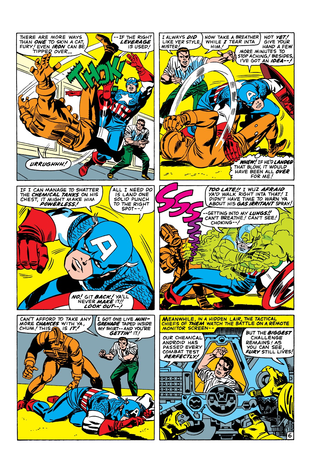 Read online Marvel Masterworks: The Invincible Iron Man comic -  Issue # TPB 3 (Part 3) - 97