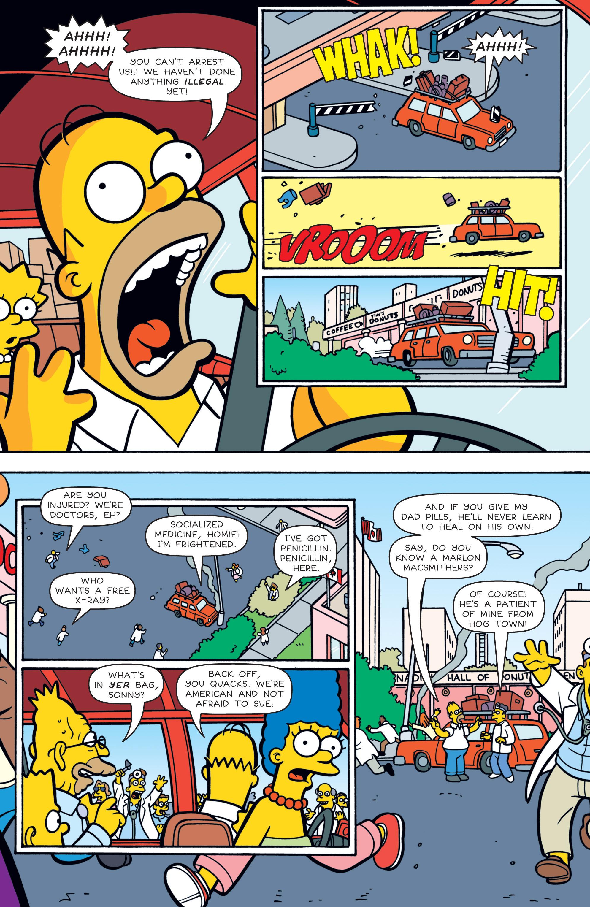 Read online Simpsons Comics comic -  Issue #180 - 10