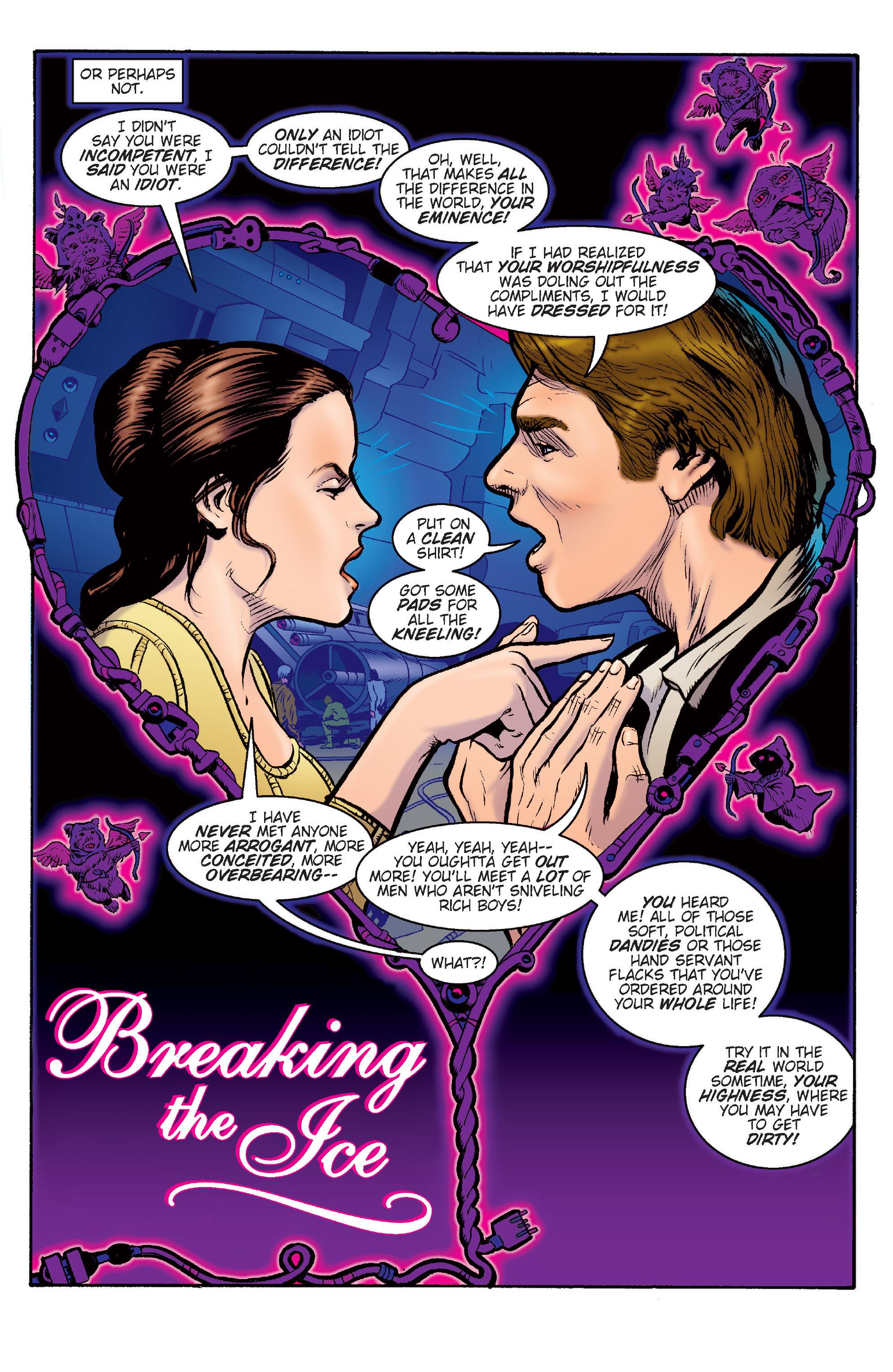 Read online Star Wars Omnibus comic -  Issue # Vol. 20 - 441