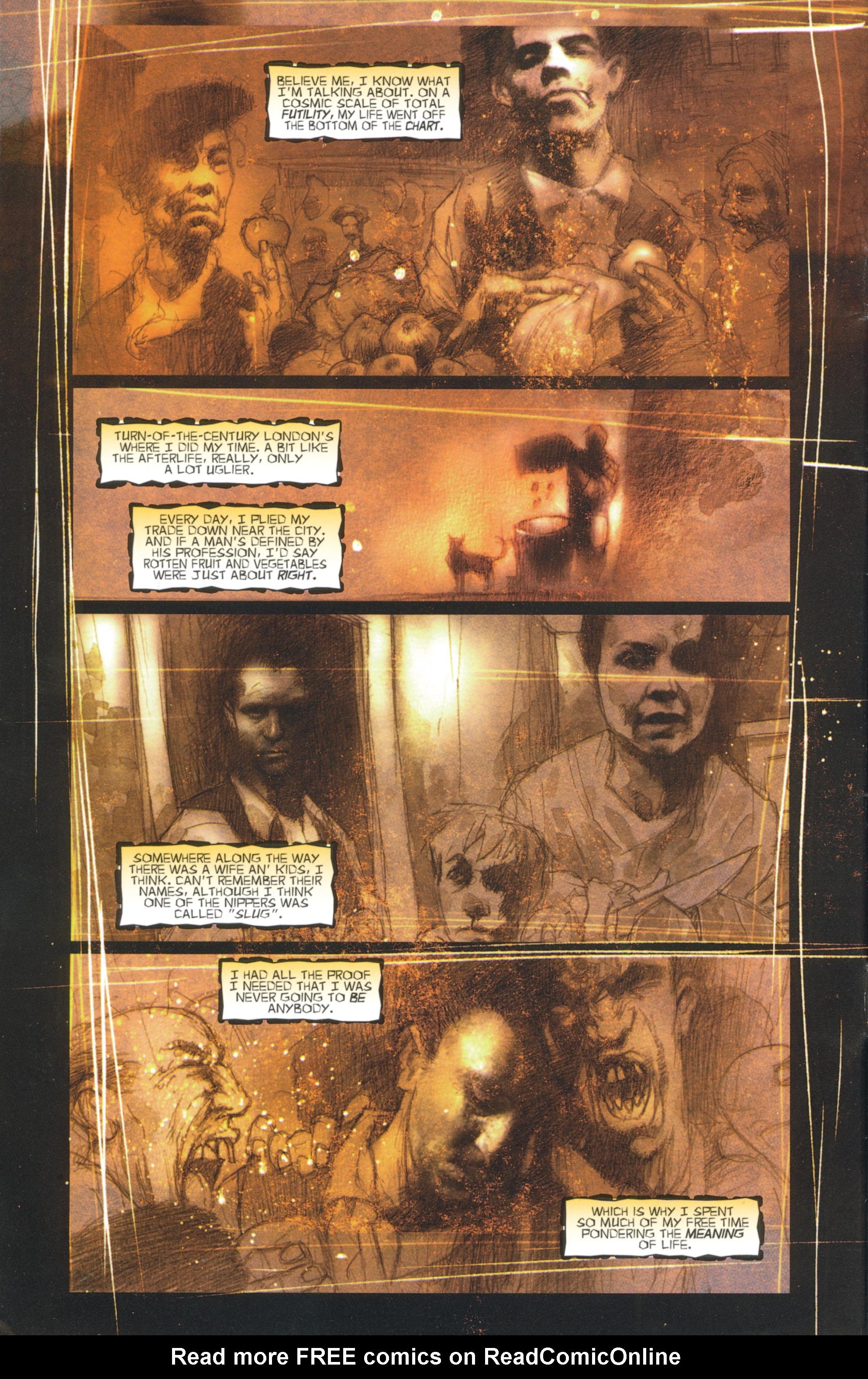 Read online Deadside comic -  Issue #1 - 6
