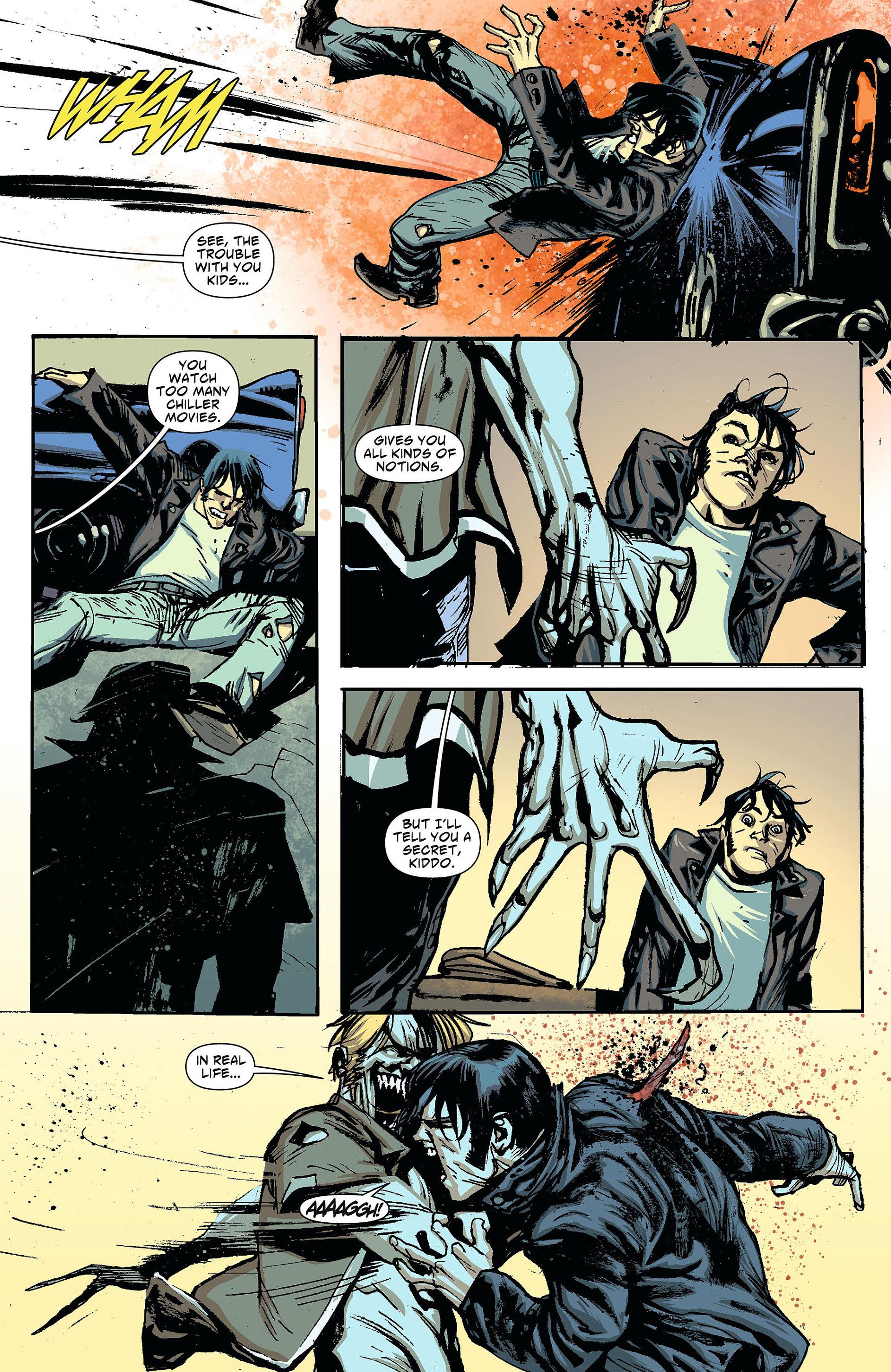 Read online American Vampire comic -  Issue #25 - 2