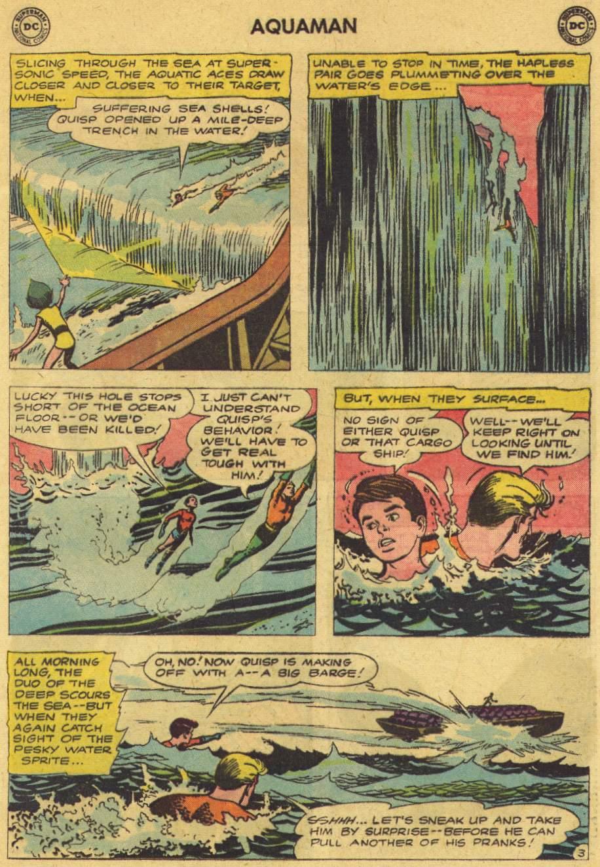 Read online Aquaman (1962) comic -  Issue #6 - 5