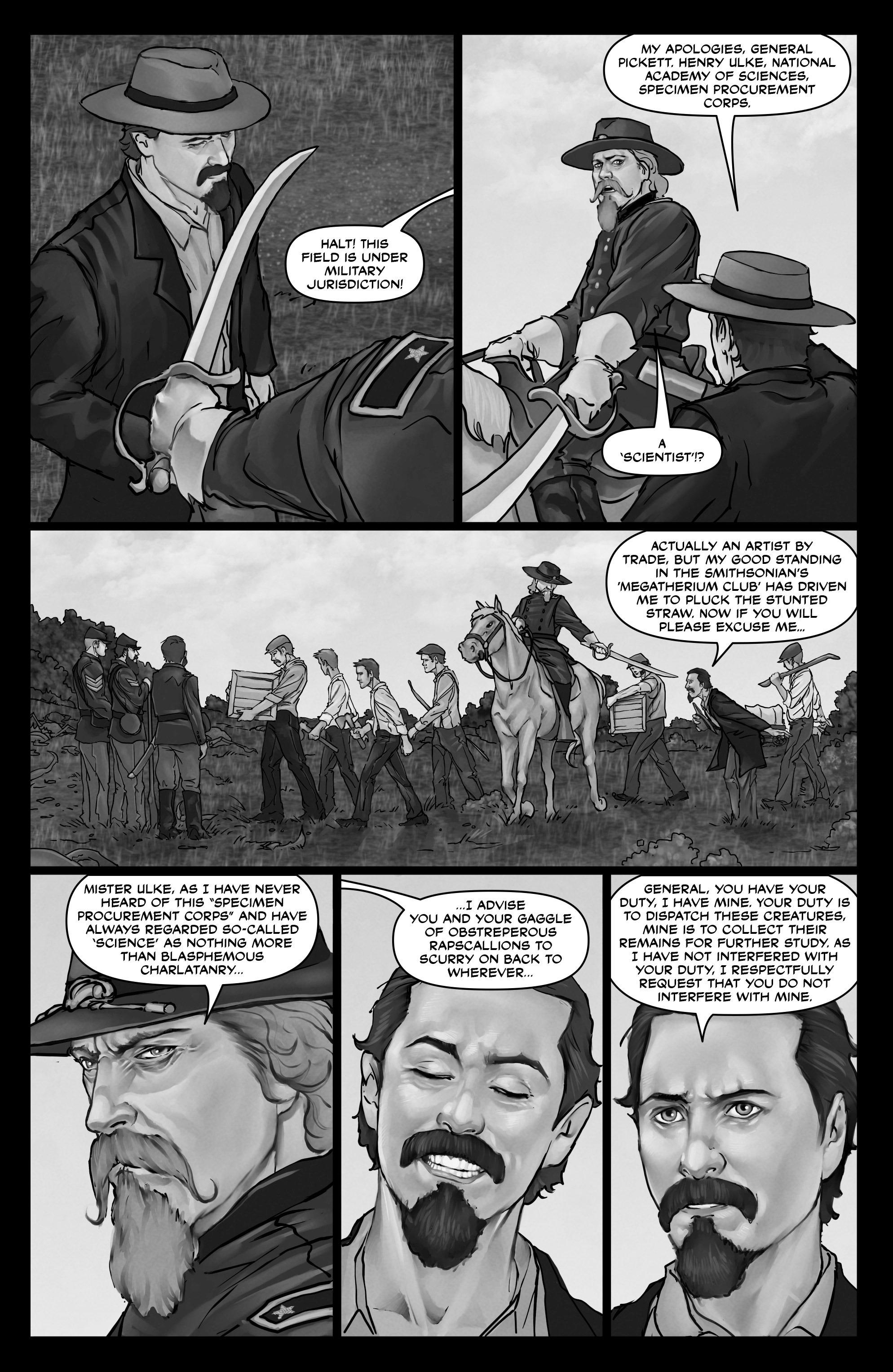 Read online Alan Moore's Cinema Purgatorio comic -  Issue #6 - 35