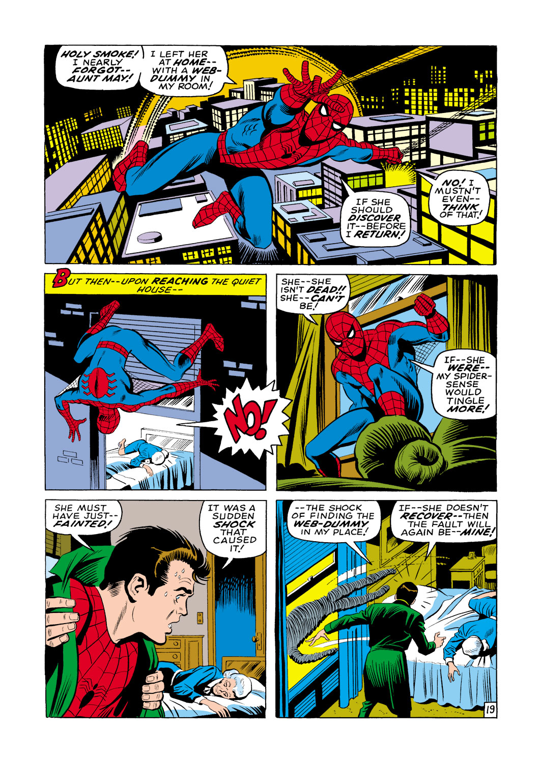 The Amazing Spider-Man (1963) 81 Page 19