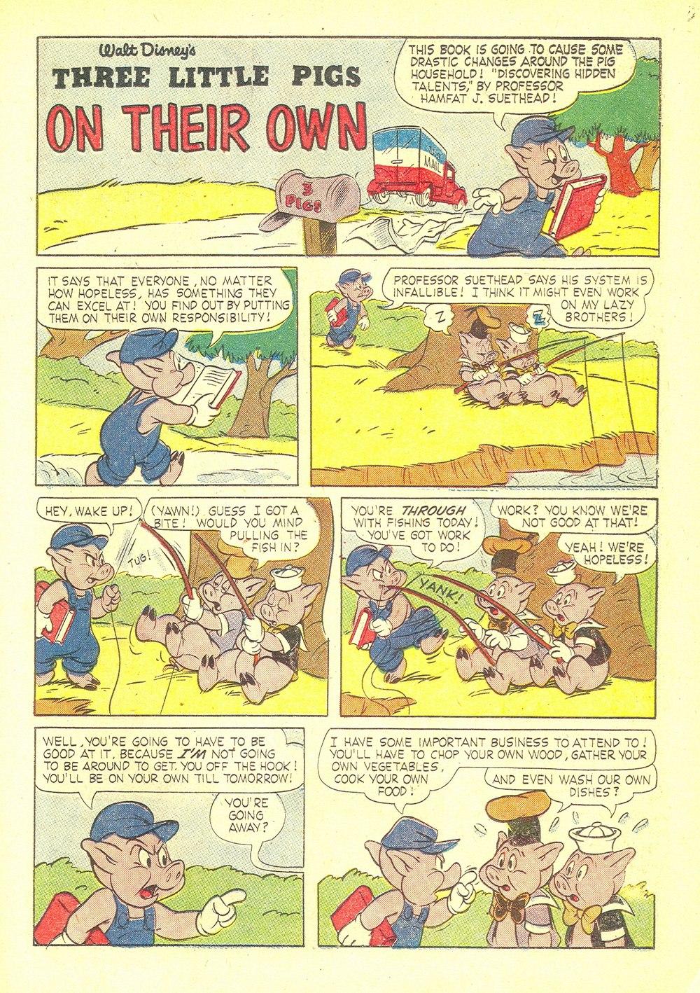 Walt Disneys Chip N Dale issue 25 - Page 23