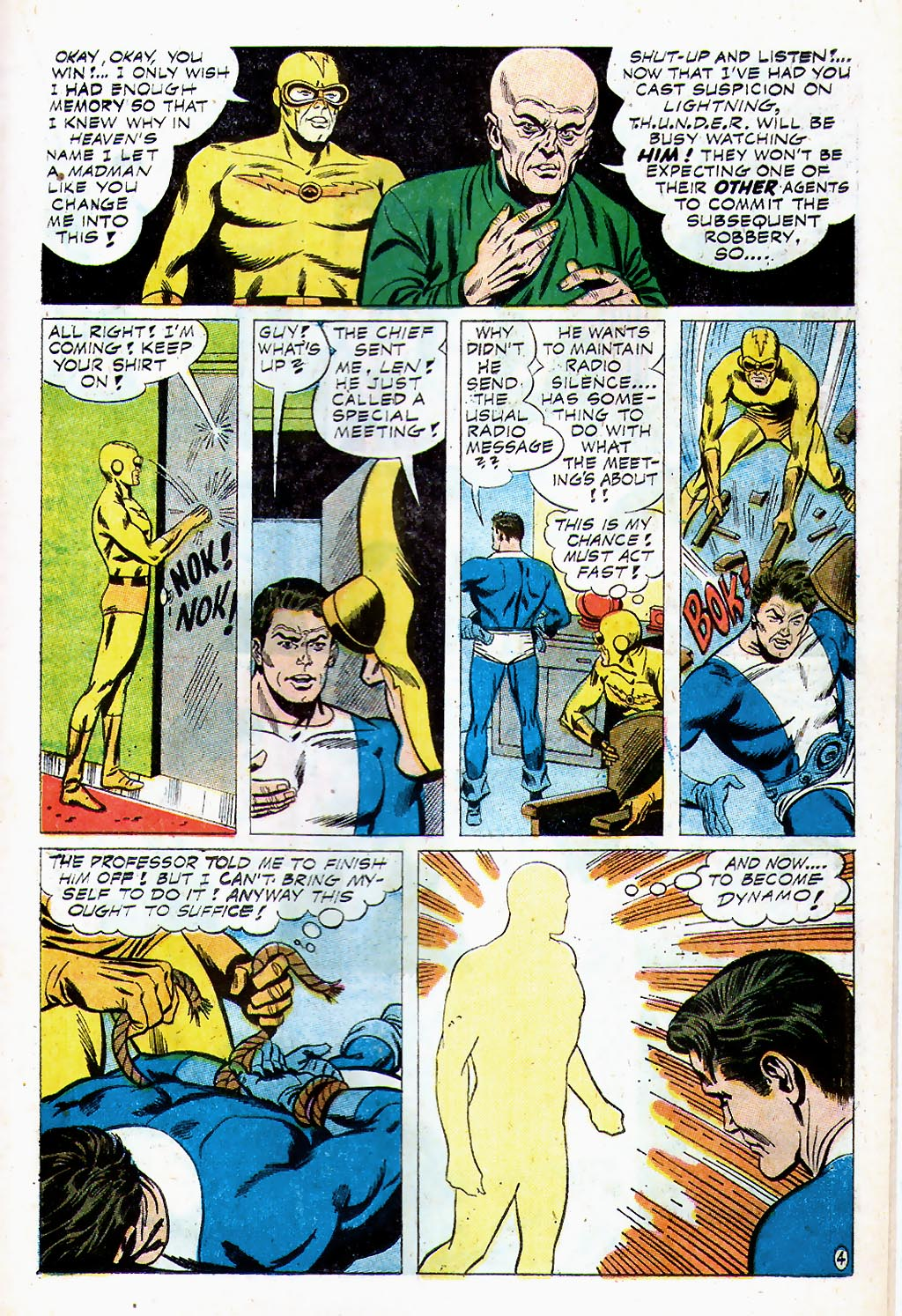 T.H.U.N.D.E.R. Agents (1965) issue 13 - Page 26