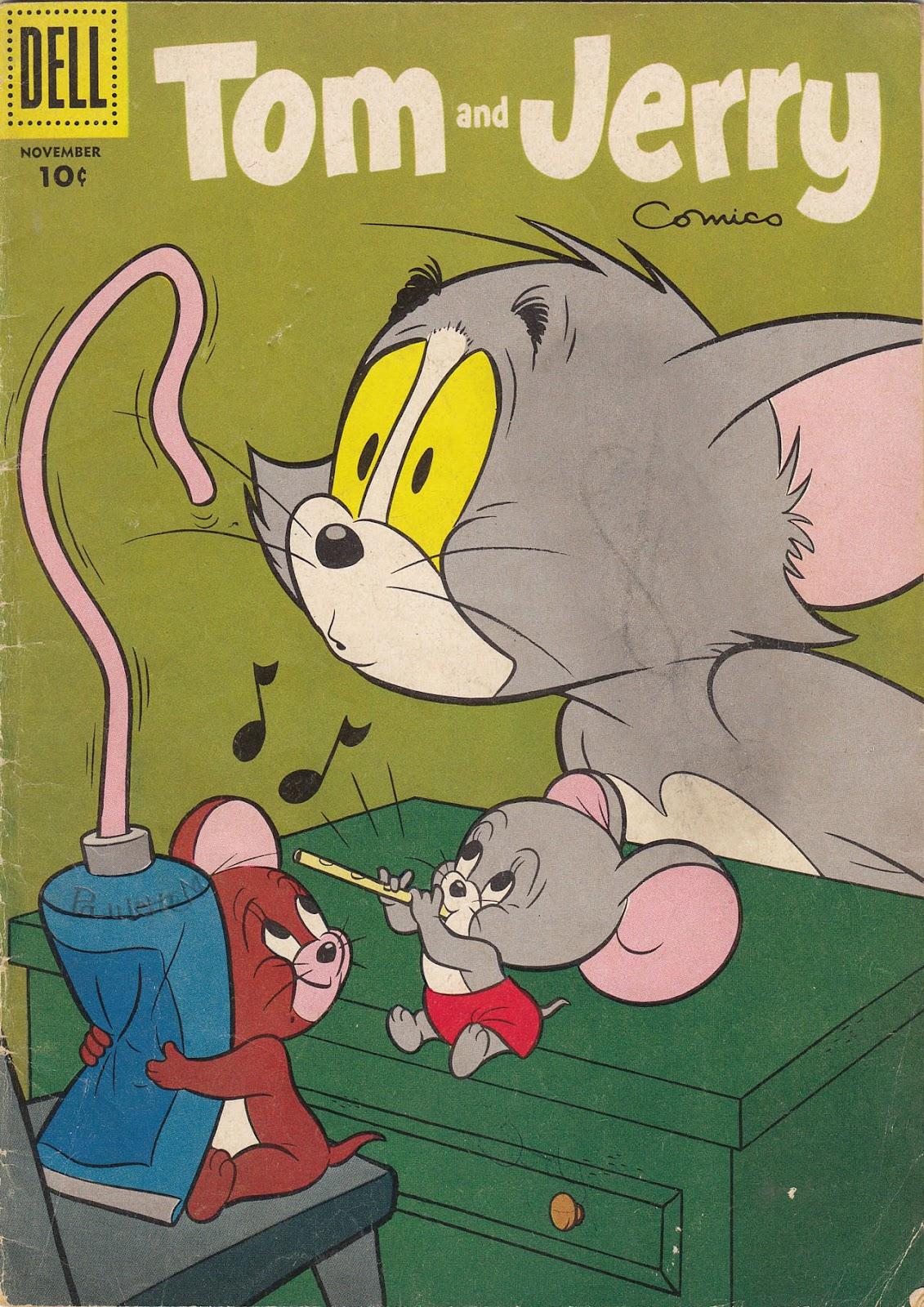 Tom & Jerry Comics 148 Page 1