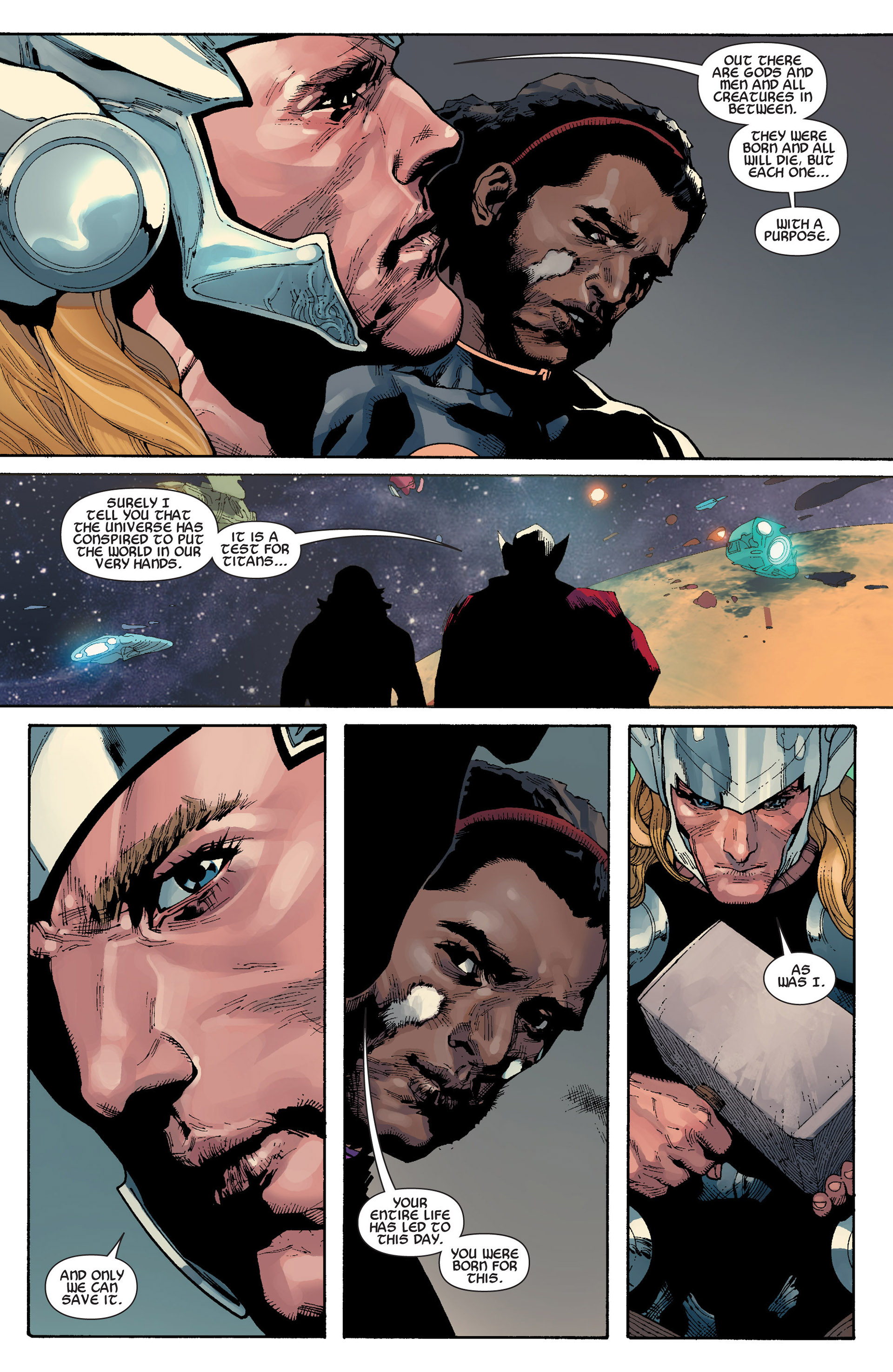 Read online Avengers (2013) comic -  Issue #22 - 24