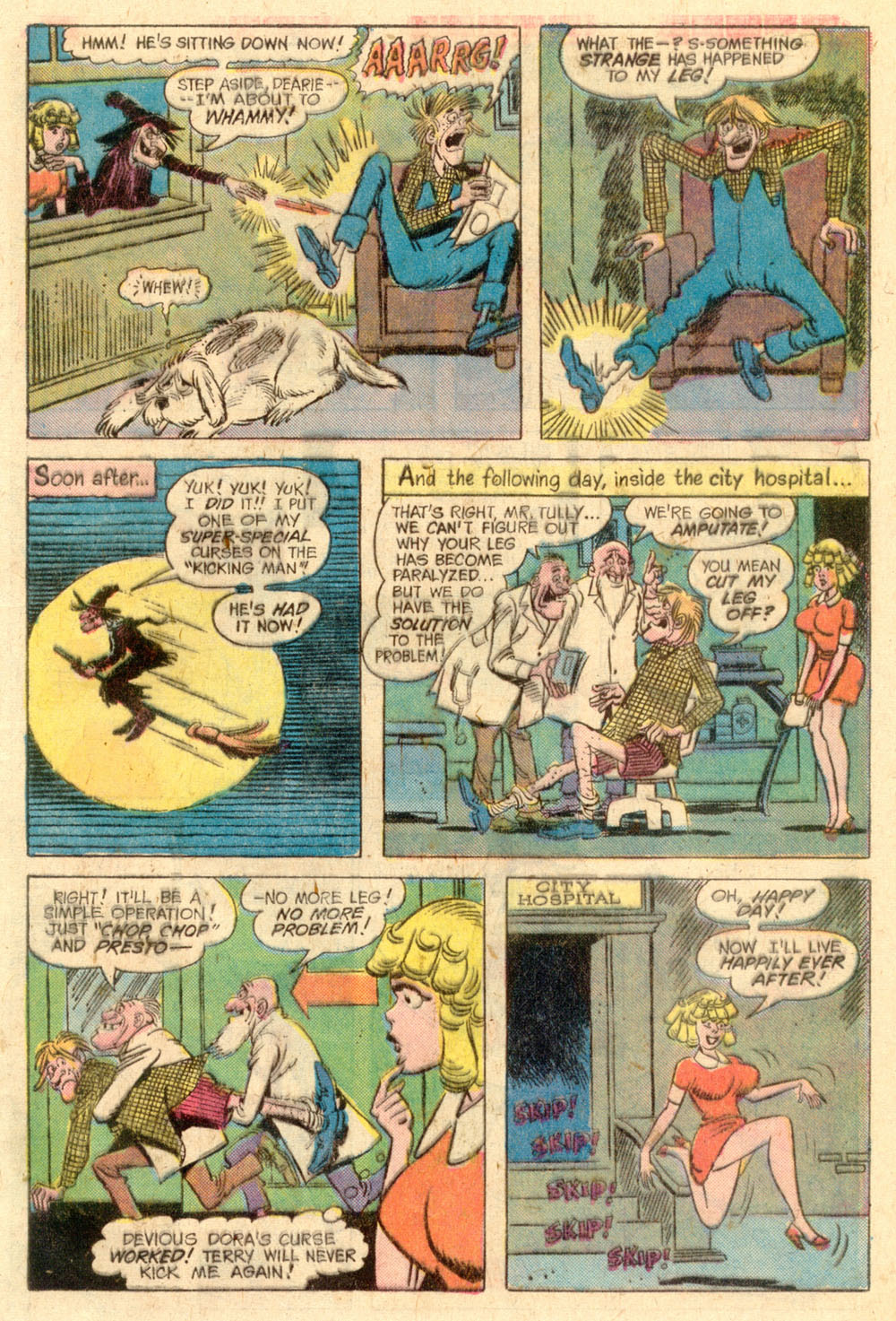 Read online Plop! comic -  Issue #22 - 9