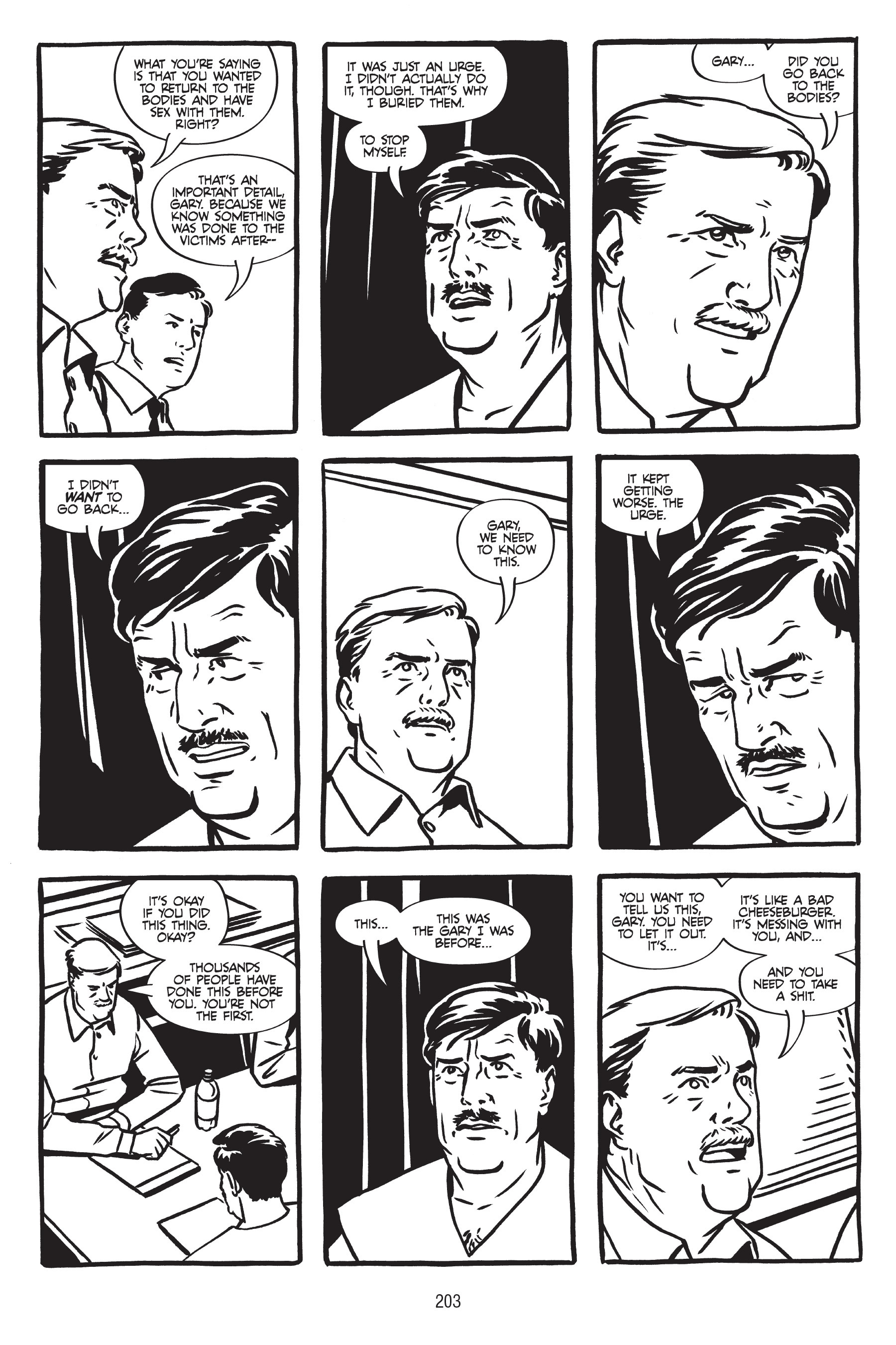 Read online Green River Killer: A True Detective Story comic -  Issue # TPB - 199