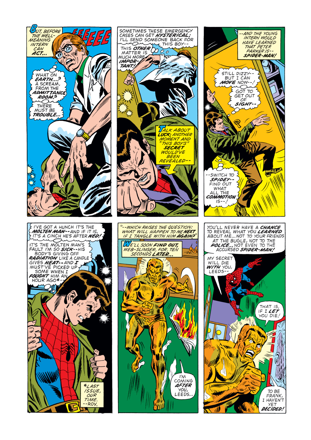 The Amazing Spider-Man (1963) 133 Page 3