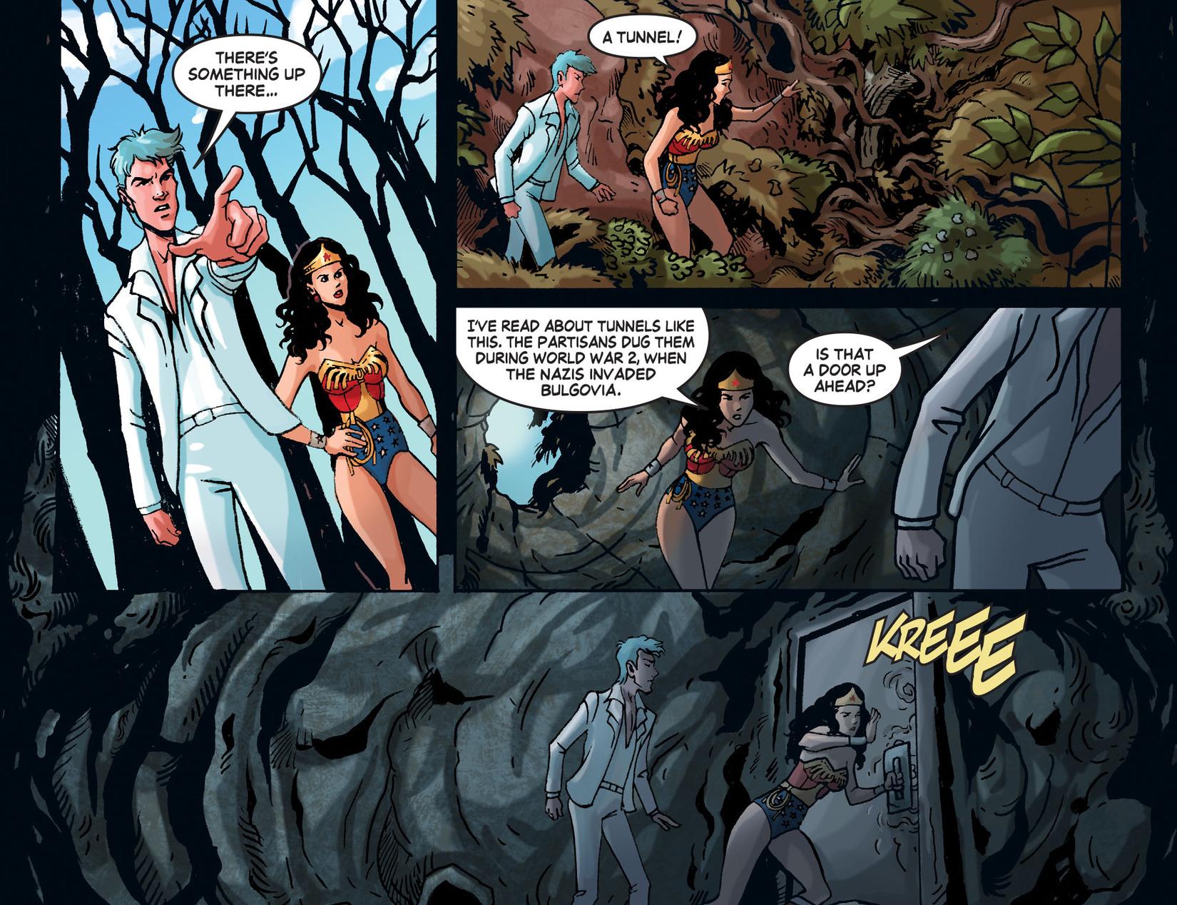 Read online Wonder Woman '77 [I] comic -  Issue #25 - 14