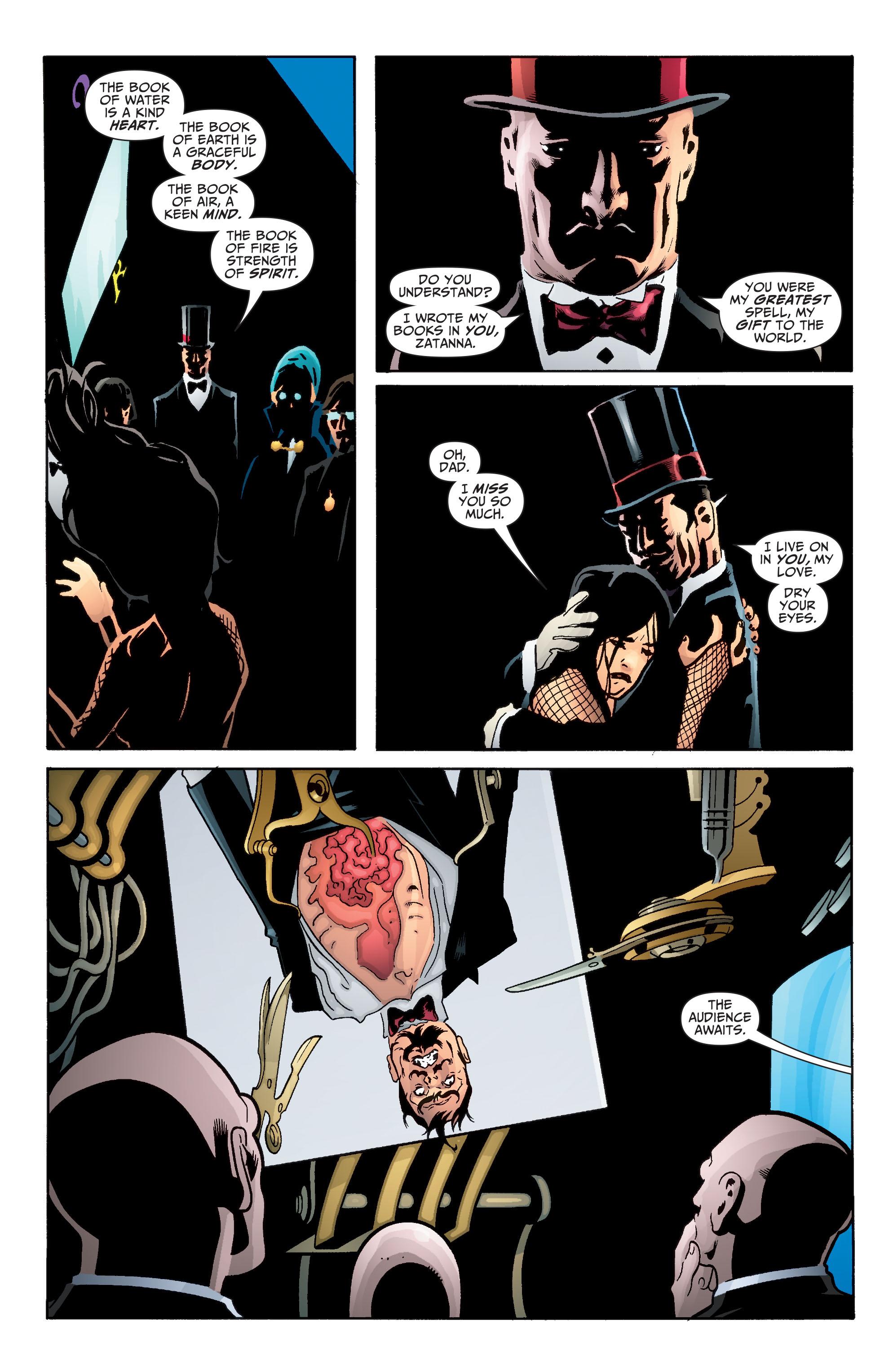 Read online Seven Soldiers: Zatanna comic -  Issue #4 - 20