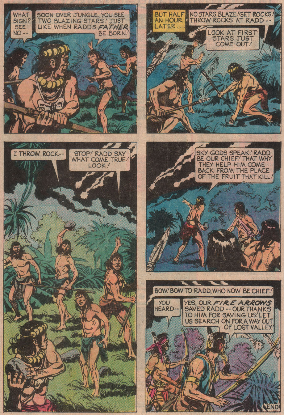 Read online Turok, Son of Stone comic -  Issue #110 - 33