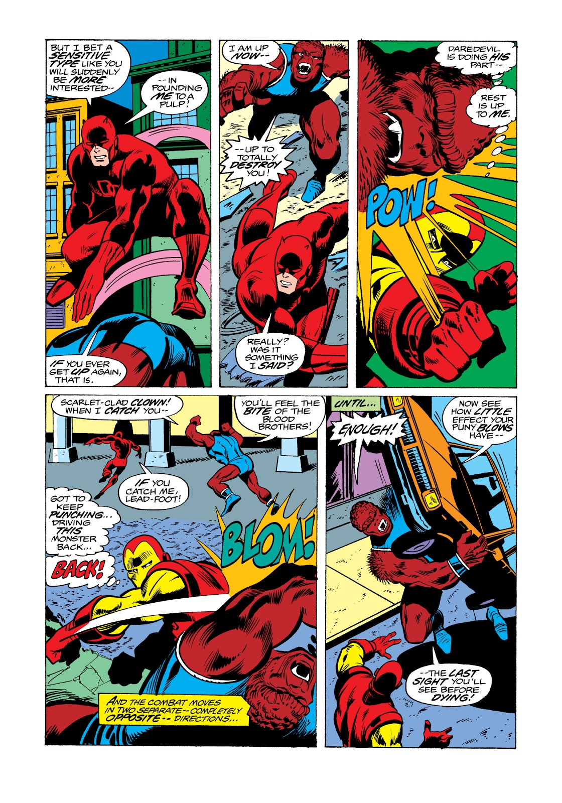 Read online Marvel Masterworks: The Invincible Iron Man comic -  Issue # TPB 11 (Part 2) - 89