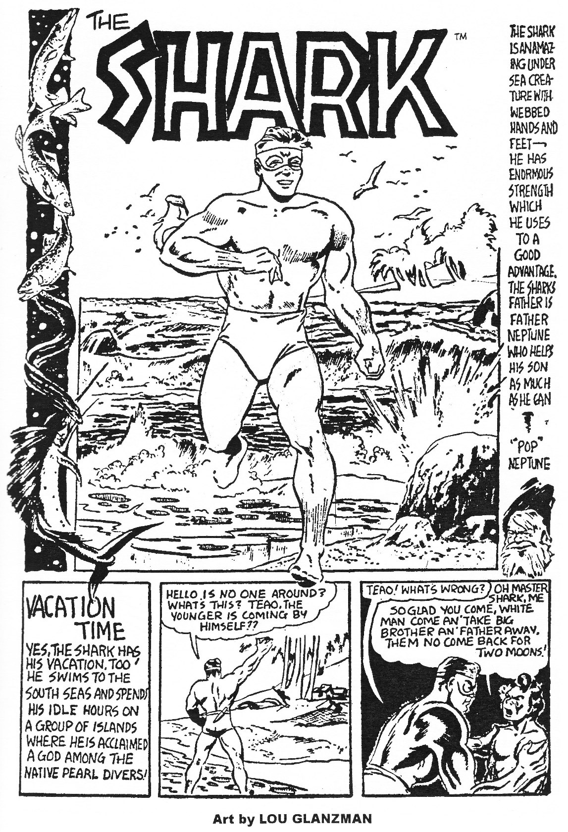 Read online Men of Mystery Comics comic -  Issue #63 - 35