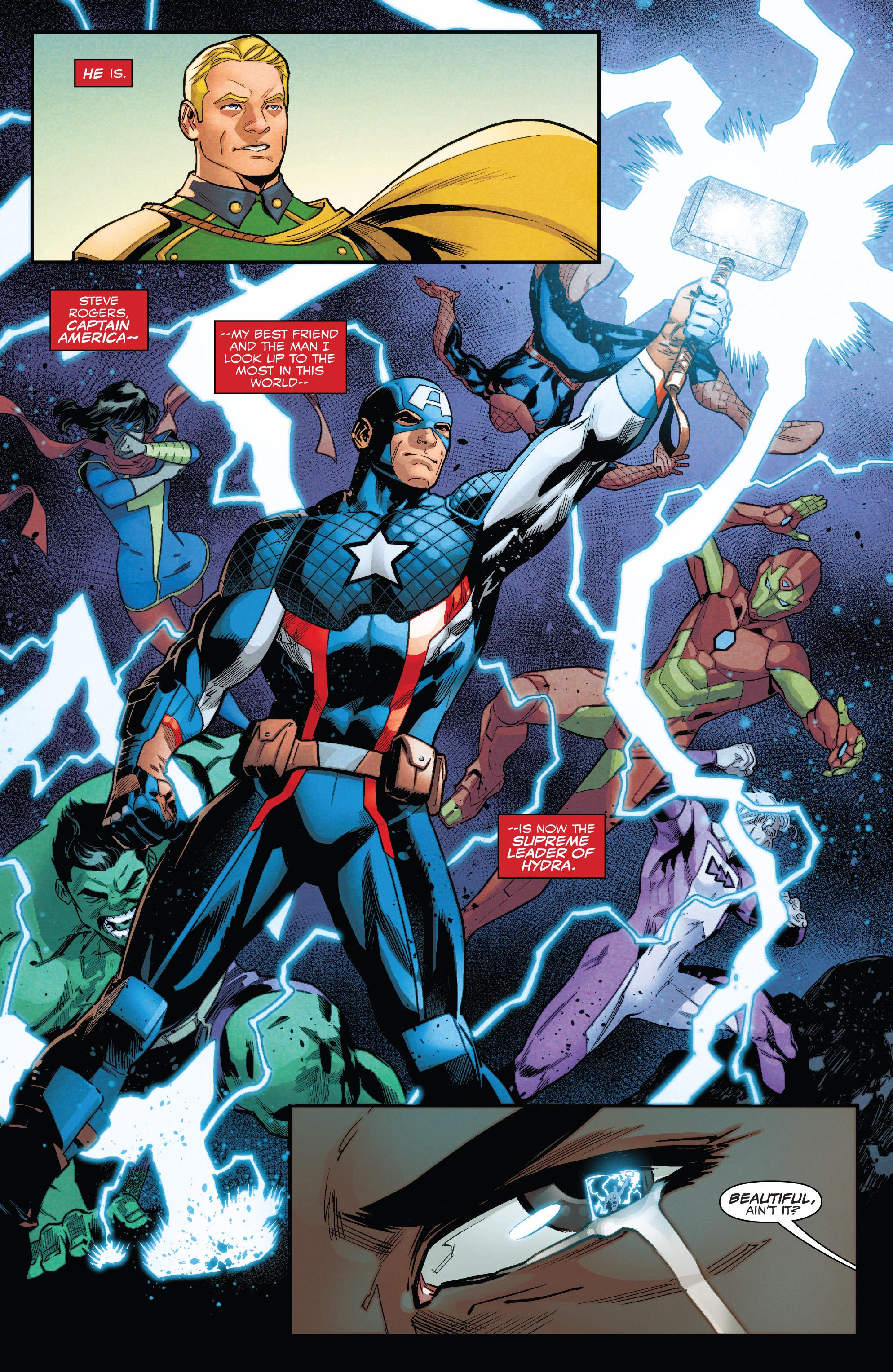 Read online Captain America: Sam Wilson comic -  Issue #22 - 8