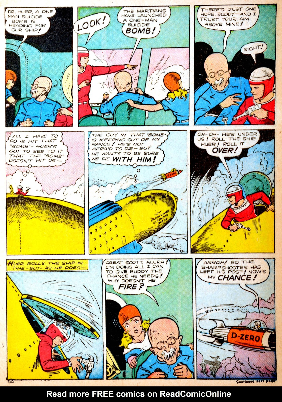 Read online Famous Funnies comic -  Issue #88 - 7