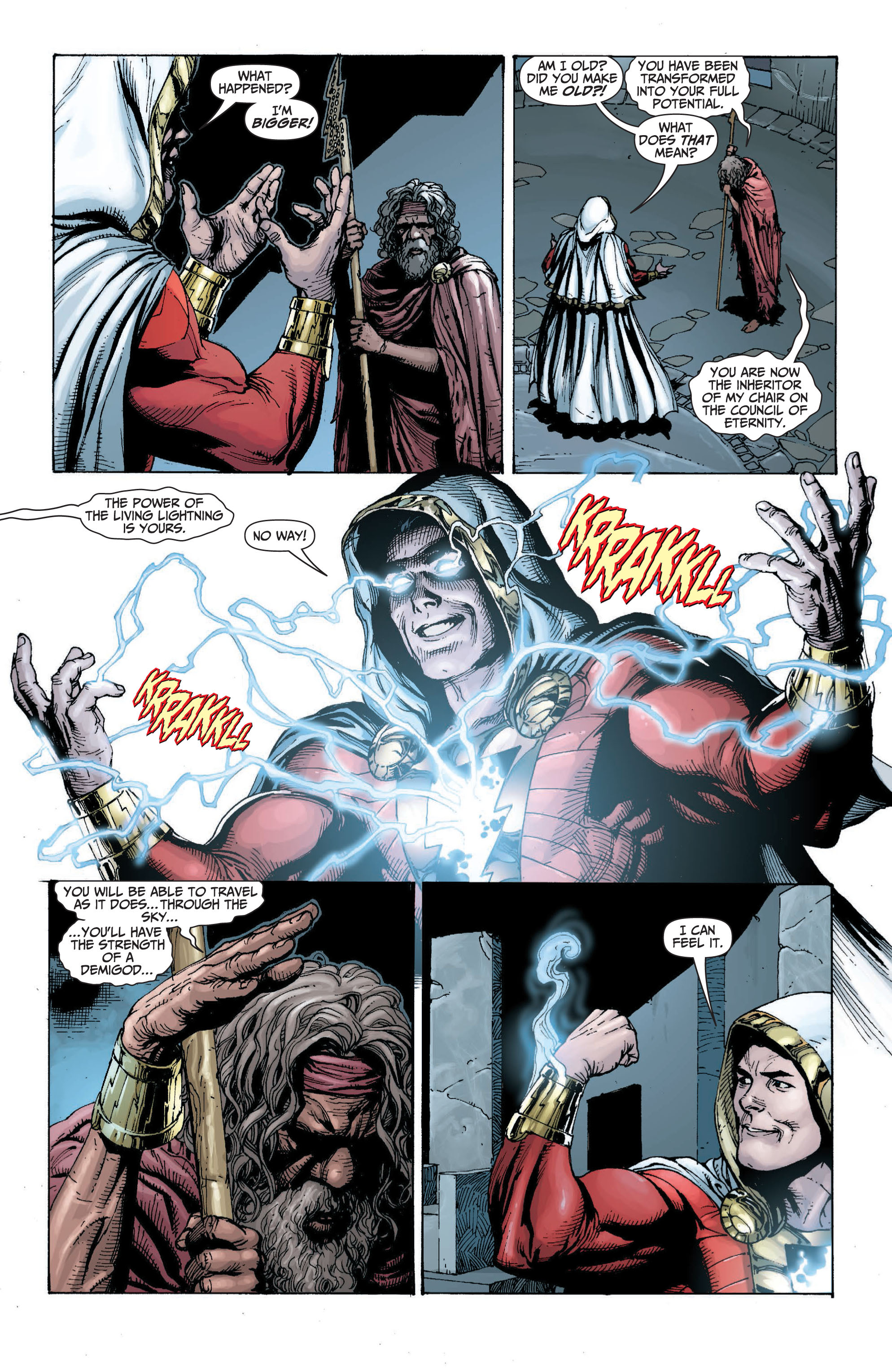 Read online Shazam! (2013) comic -  Issue #1 - 76