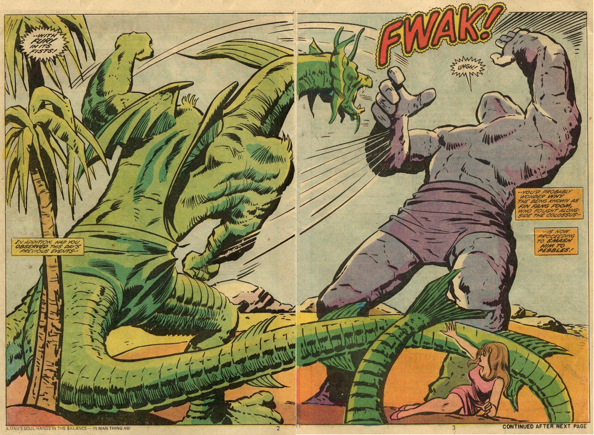 Read online Astonishing Tales (1970) comic -  Issue #24 - 3