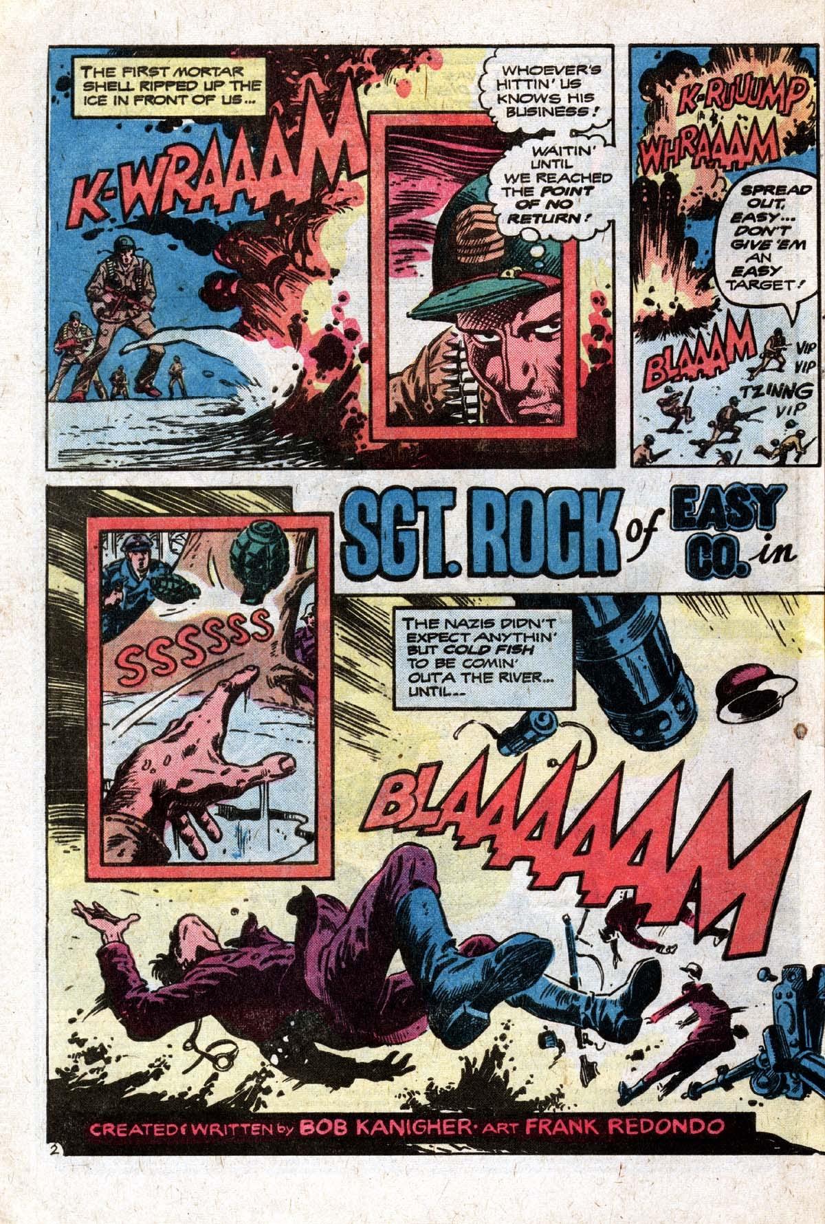 Read online Sgt. Rock comic -  Issue #320 - 3