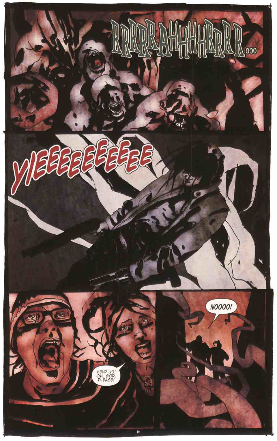 Read online Silent Hill: The Grinning Man comic -  Issue # Full - 21