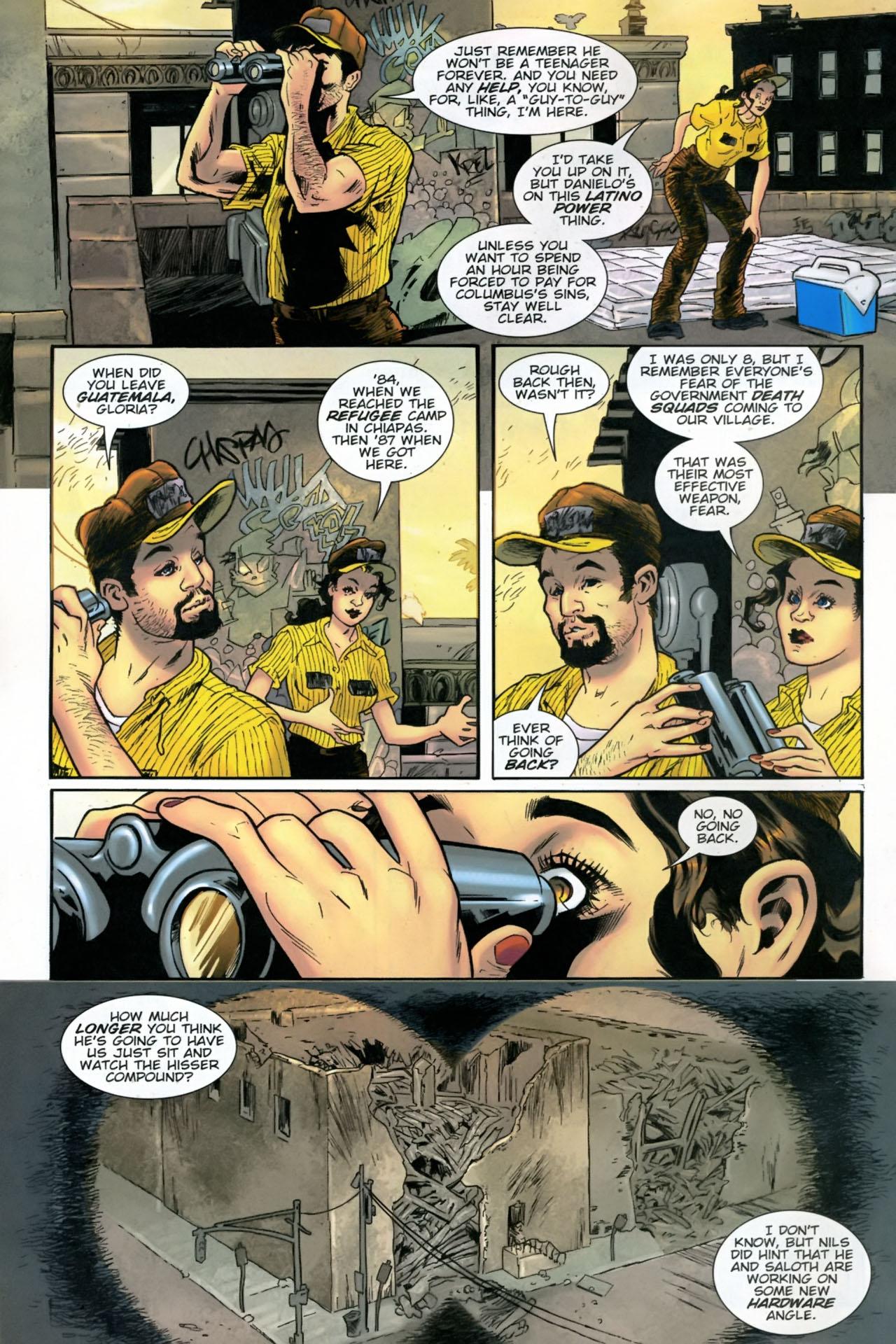 Read online The Exterminators comic -  Issue #27 - 5