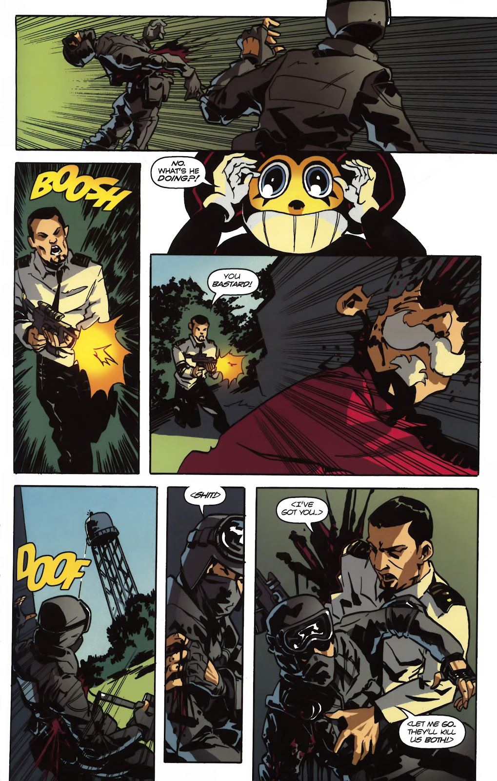 Read online Ricky Rouse Has A Gun comic -  Issue # TPB (Part 2) - 2
