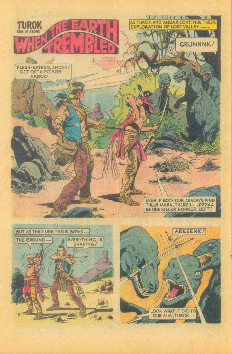 Read online Turok, Son of Stone comic -  Issue #87 - 20