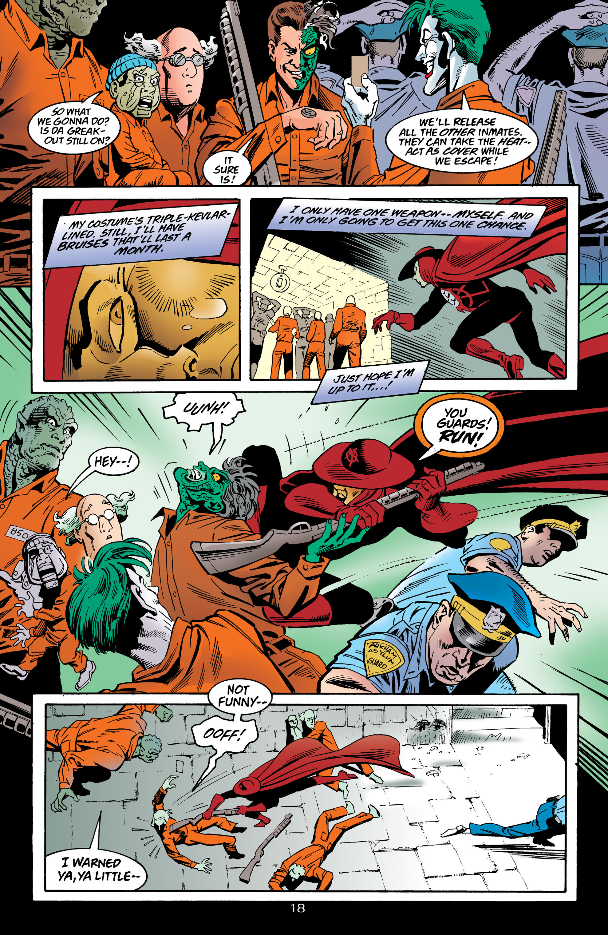 Read online Anarky (1999) comic -  Issue #8 - 19