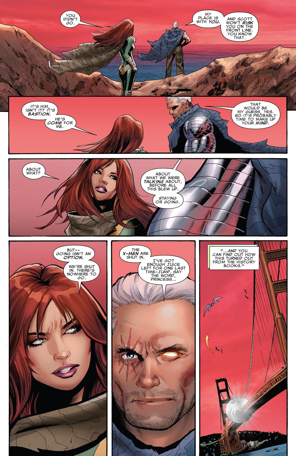 Read online X-Men: Second Coming comic -  Issue # _TPB (Part 2) - 96