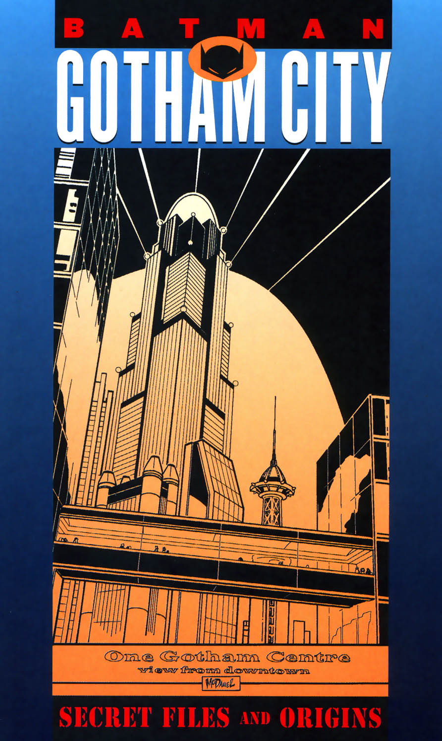 Batman: Gotham City Secret Files Full Page 2