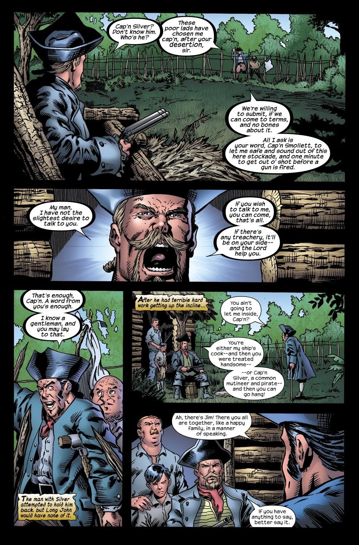 Read online Treasure Island comic -  Issue #4 - 4