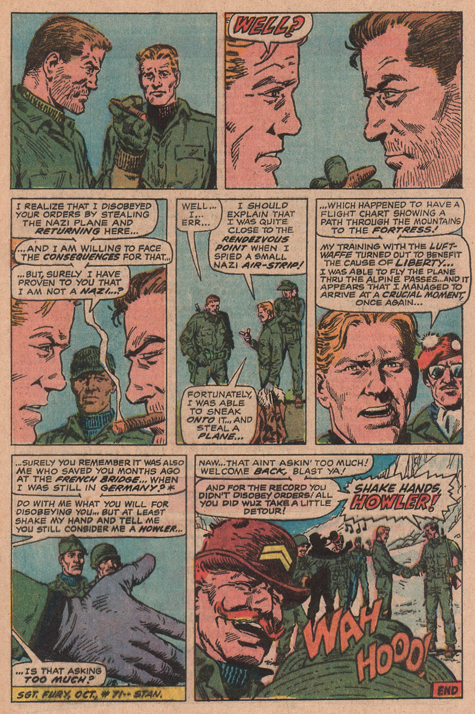Read online Sgt. Fury comic -  Issue #79 - 29